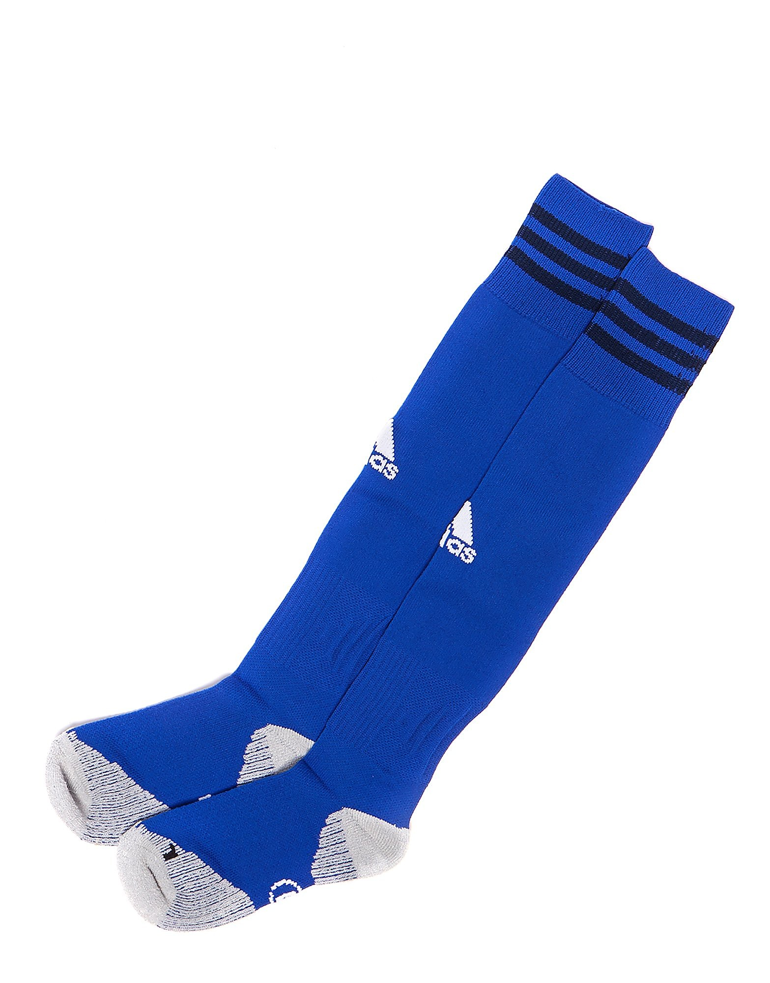 adidas Cardiff City FC Home 2017/18 Socks Junior