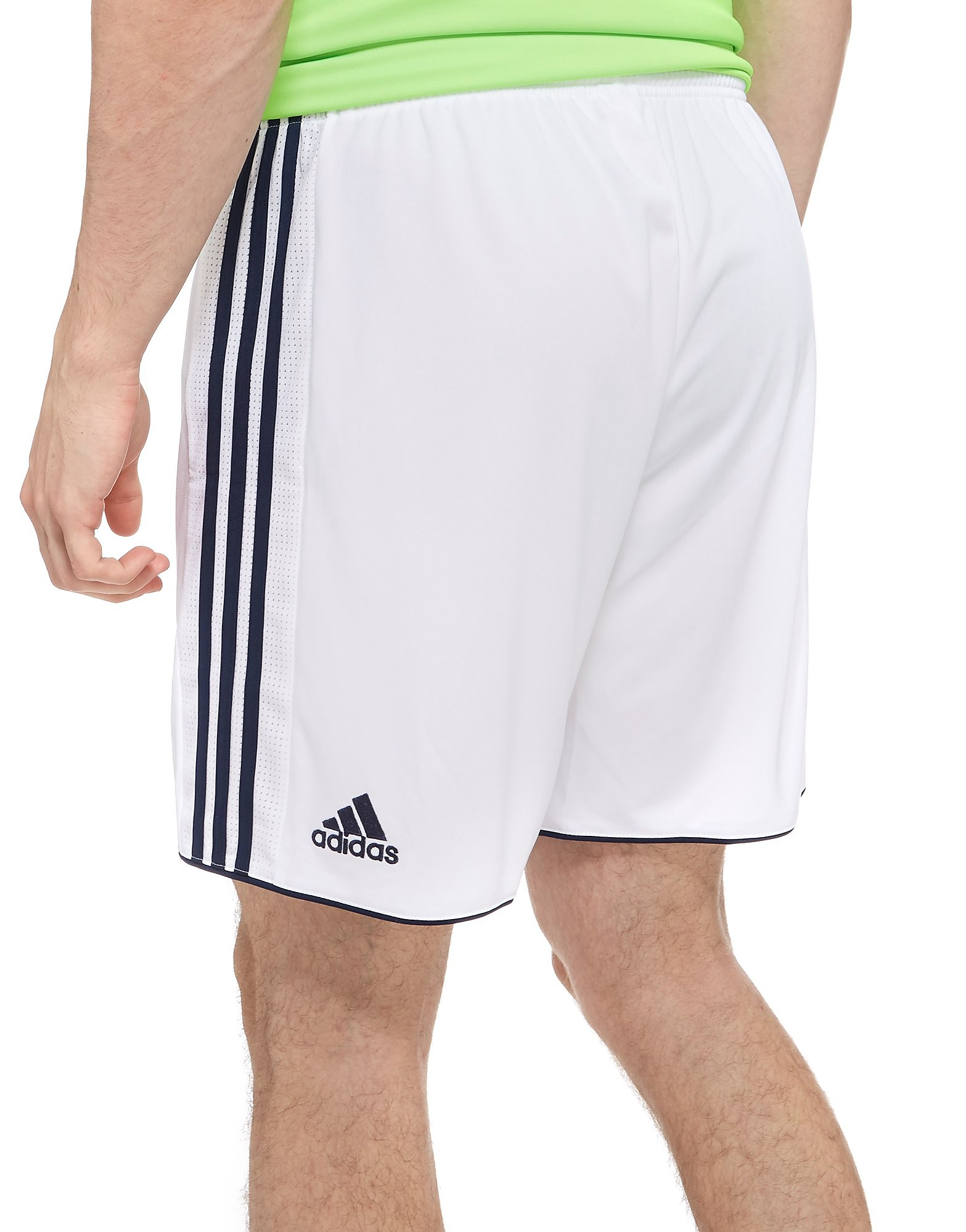 adidas Cardiff City 2017/18 Away Shorts