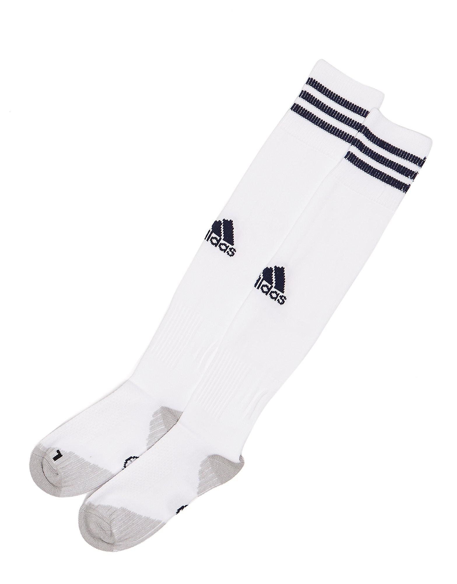 adidas Cardiff City FC 2017/18 Away Socks Junior