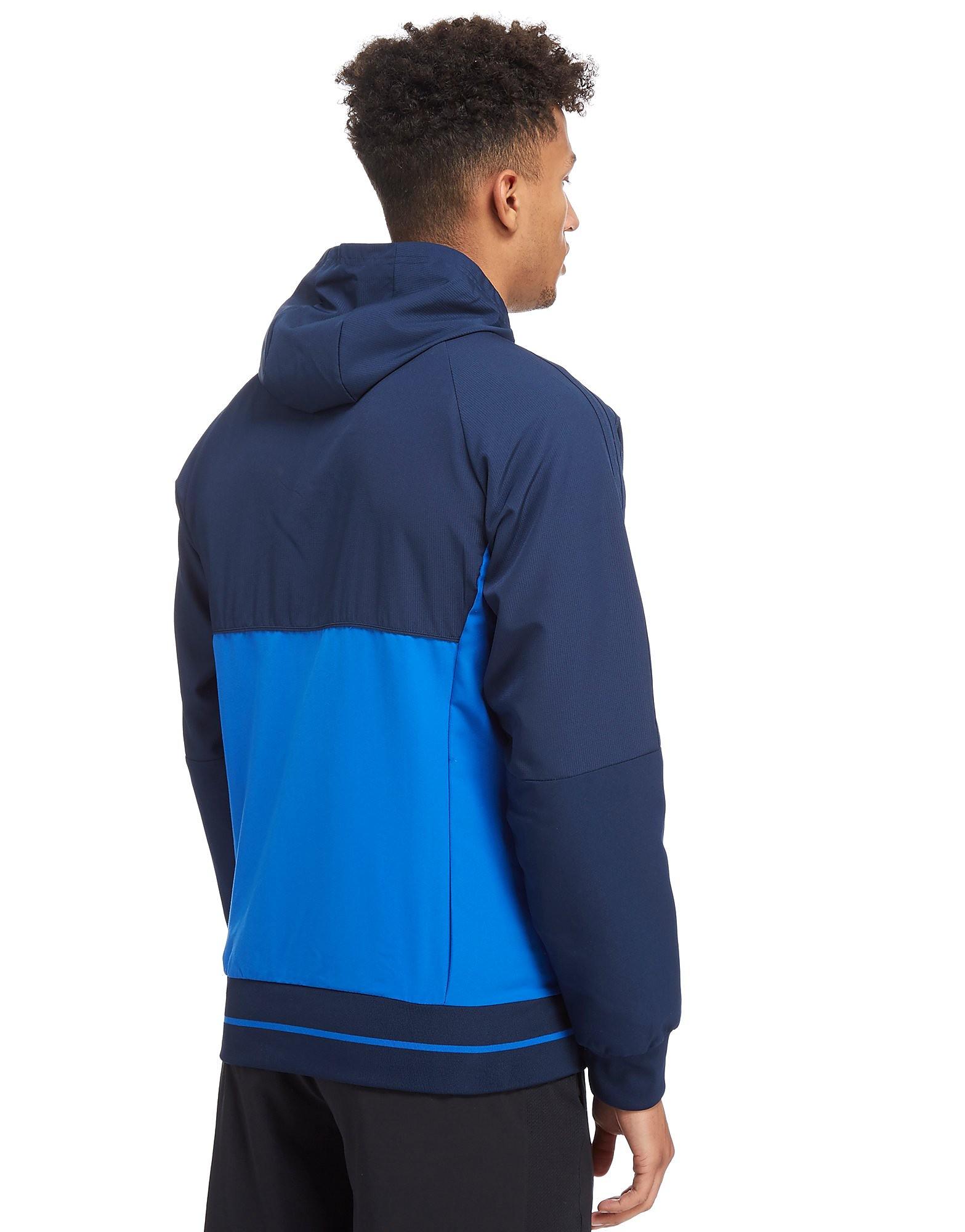 adidas Cardiff City FC 2017  Presentation Jacket