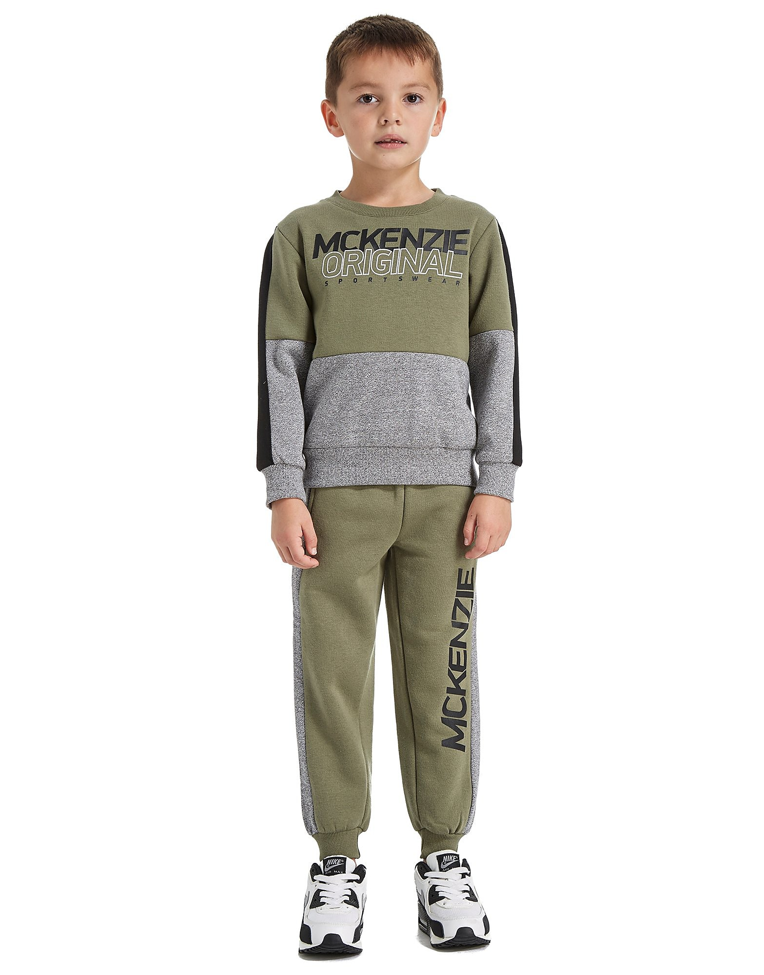 McKenzie Eddie Crew Suit Children's