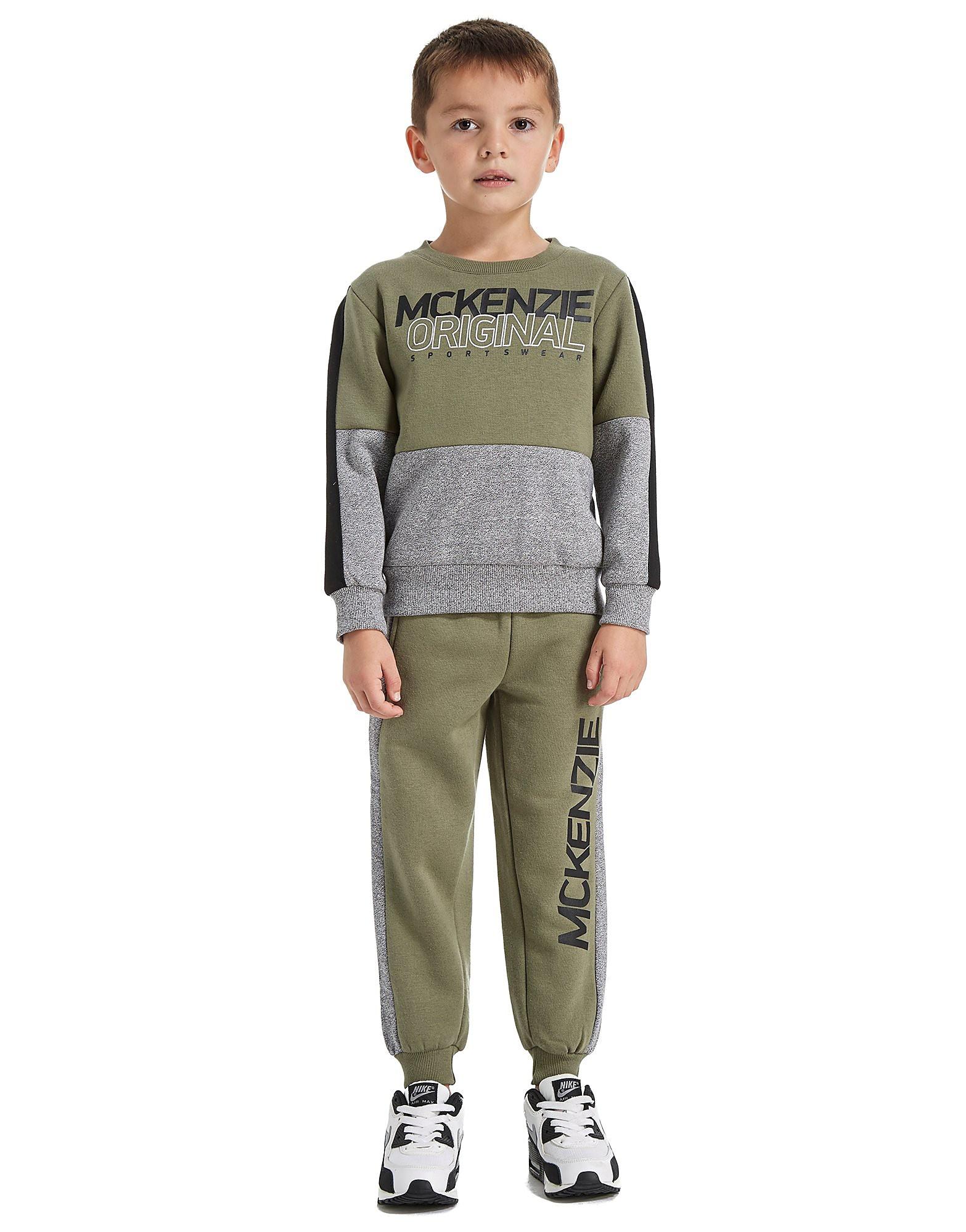 McKenzie Eddie Crew Suit Kinderen