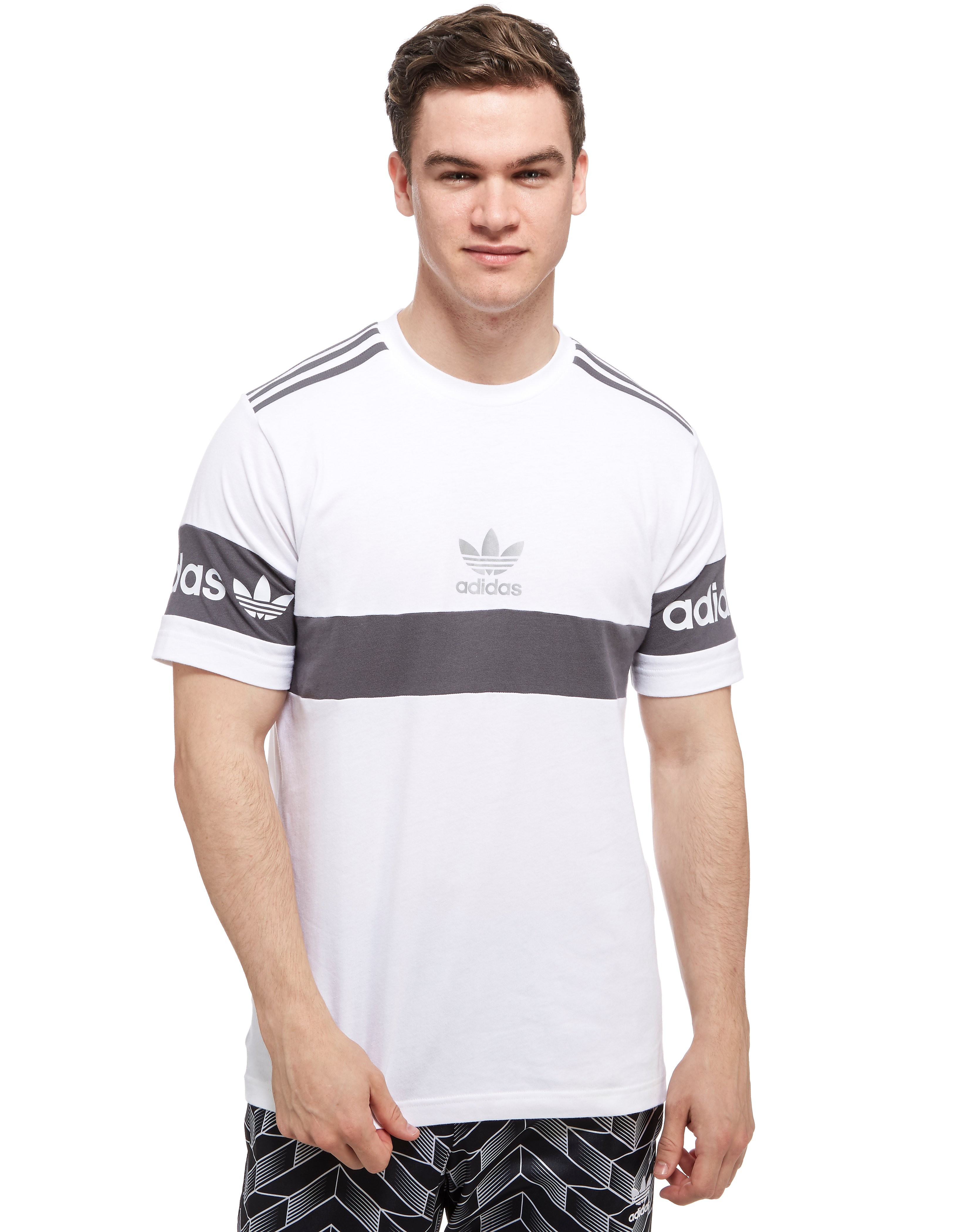 adidas Originals Street Run T-Shirt