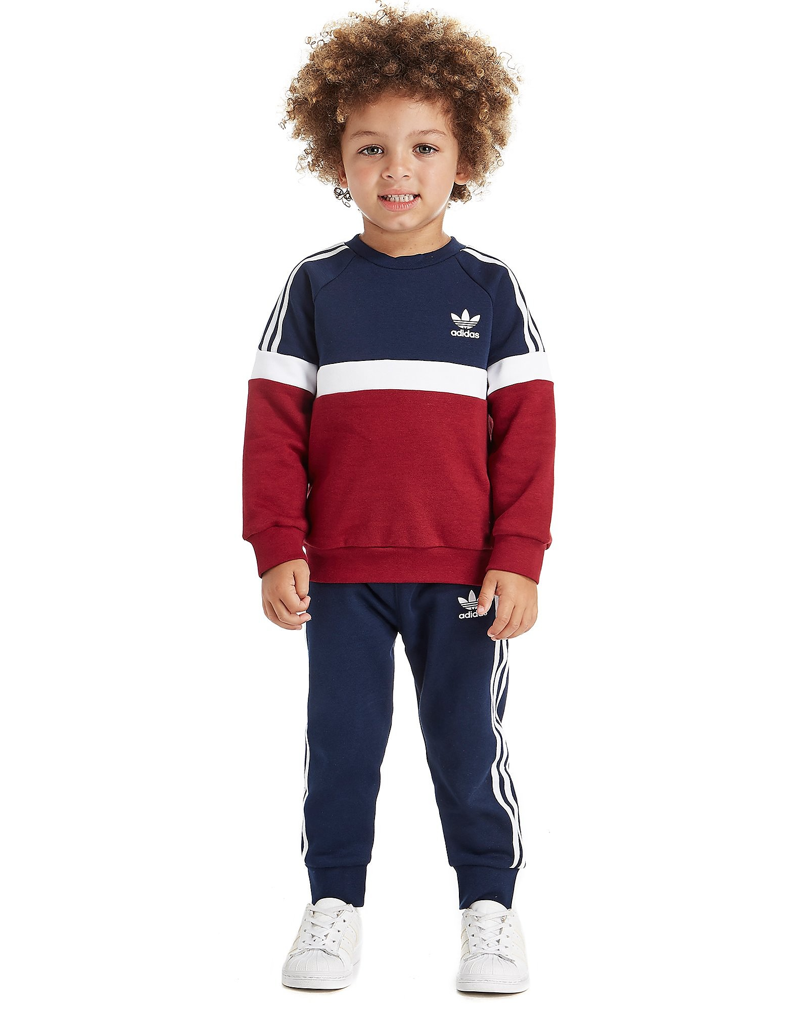 adidas Originals Itasca Crew Tracksuit Infant