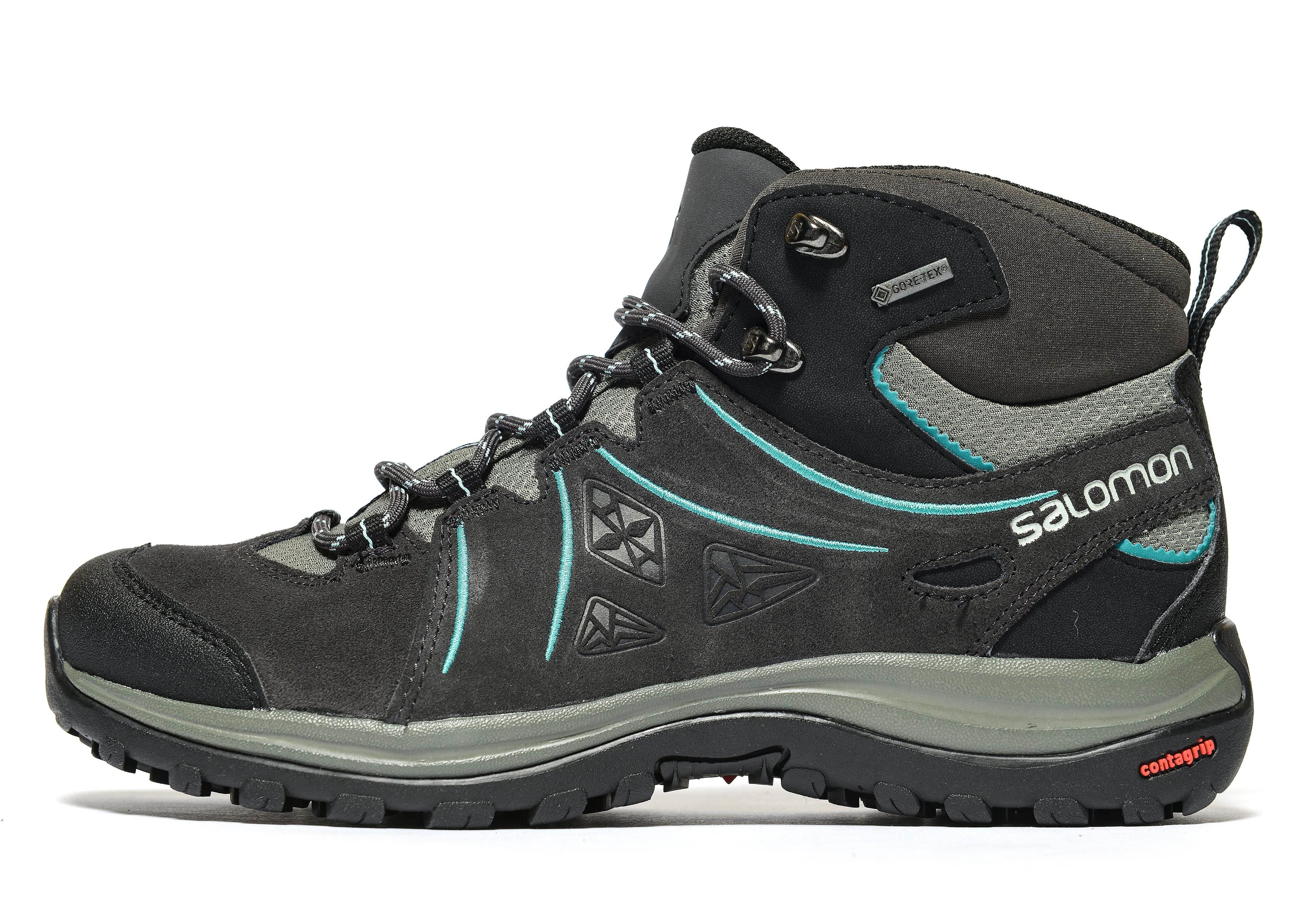 Salomon Ellipse 2 Mid GTX Hiking Boots Women's