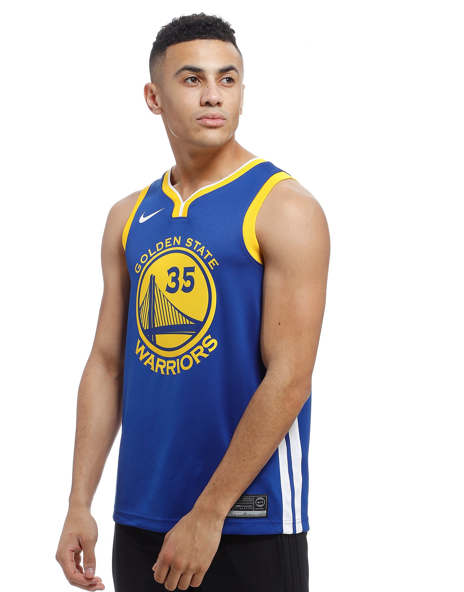 Nike NBA Golden State Warriors Durant Jersey