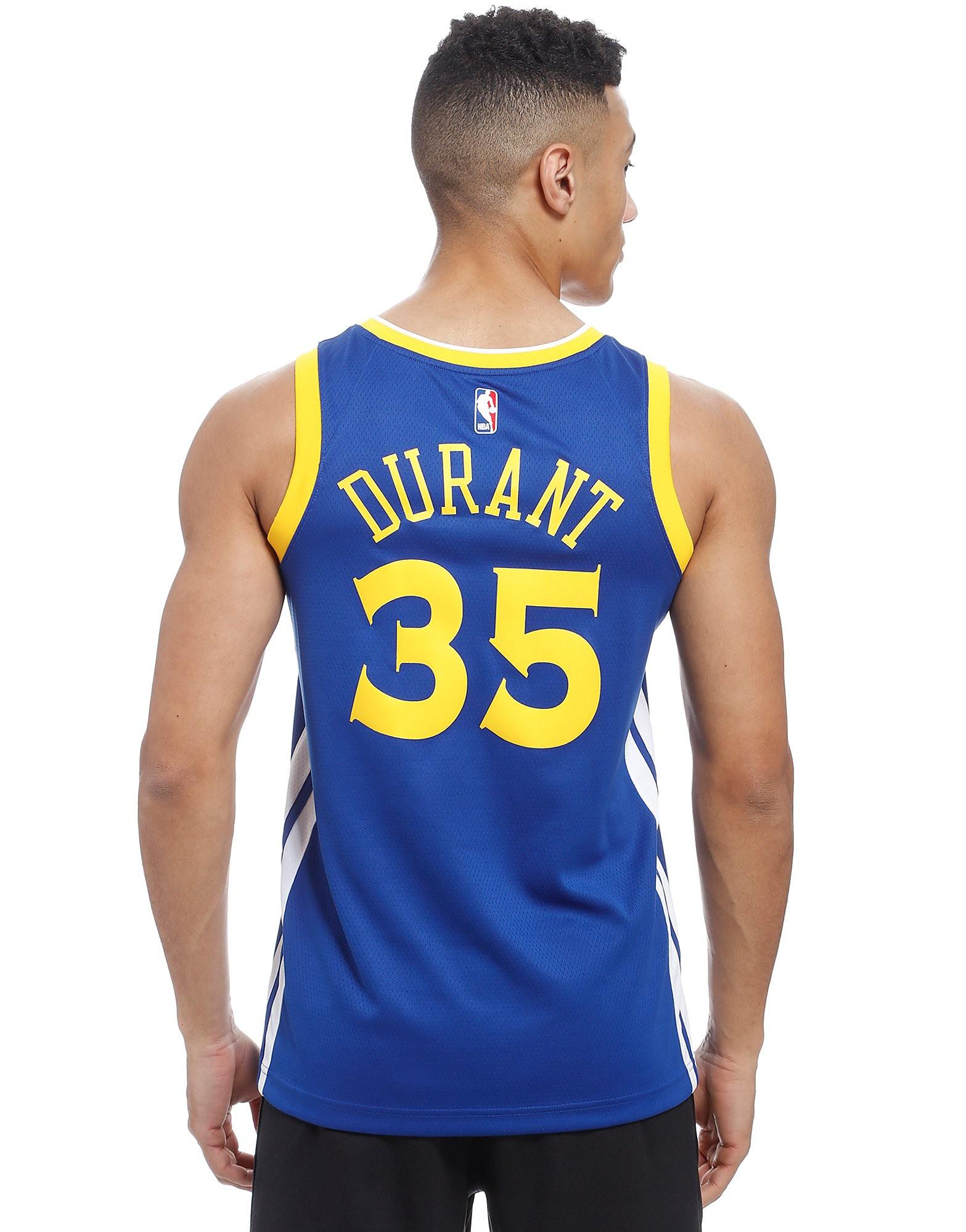 Nike NBA Golden State Warriors Durant Jersey