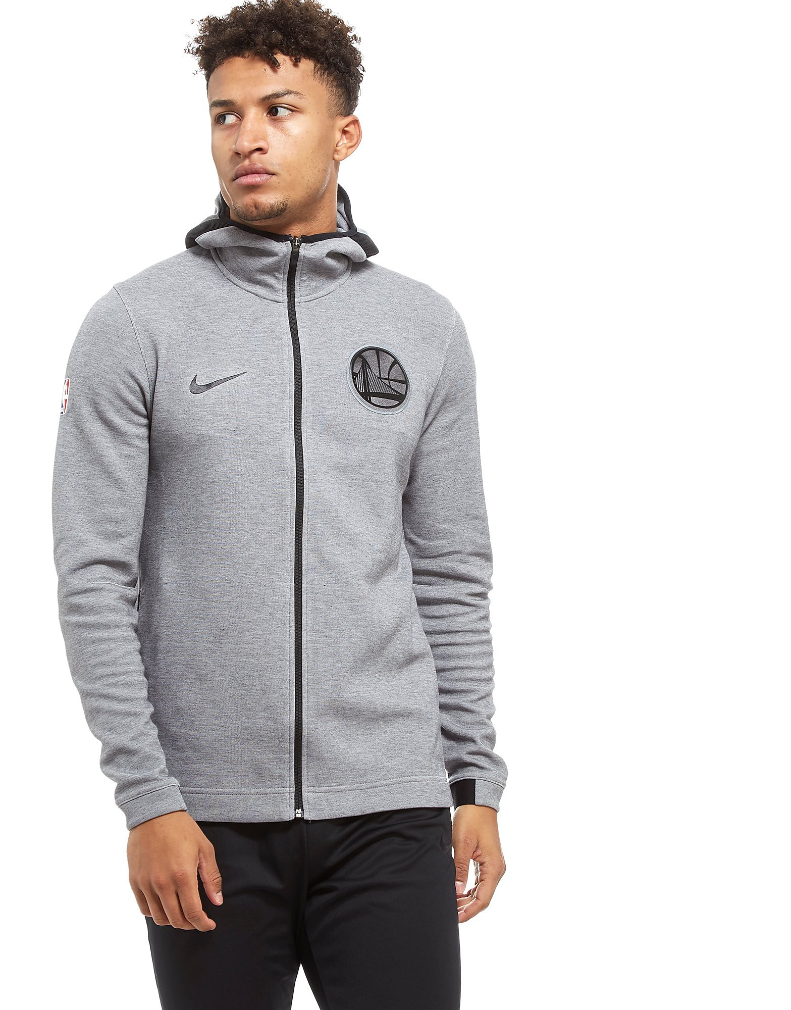 Nike NBA Golden State Warriors Therma Flex Hoodie