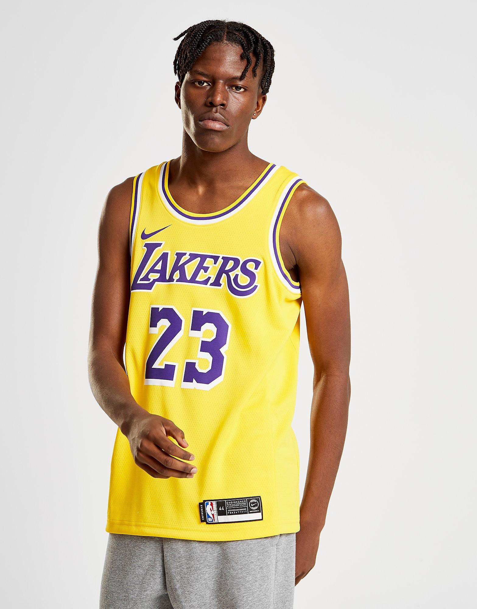 Nike NBA Cleveland Cavaliers James Jersey