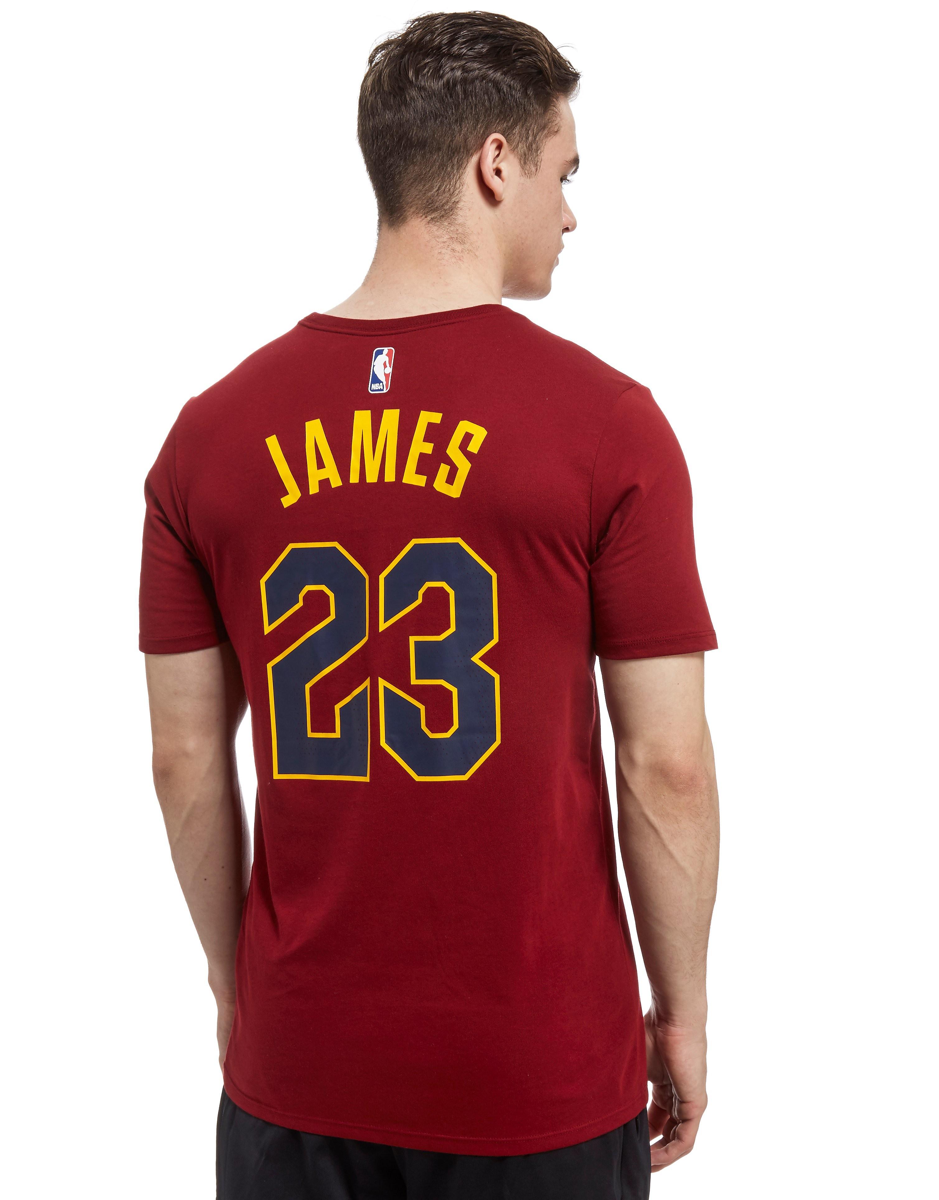 Nike NBA Cavaliers James T-Shirt