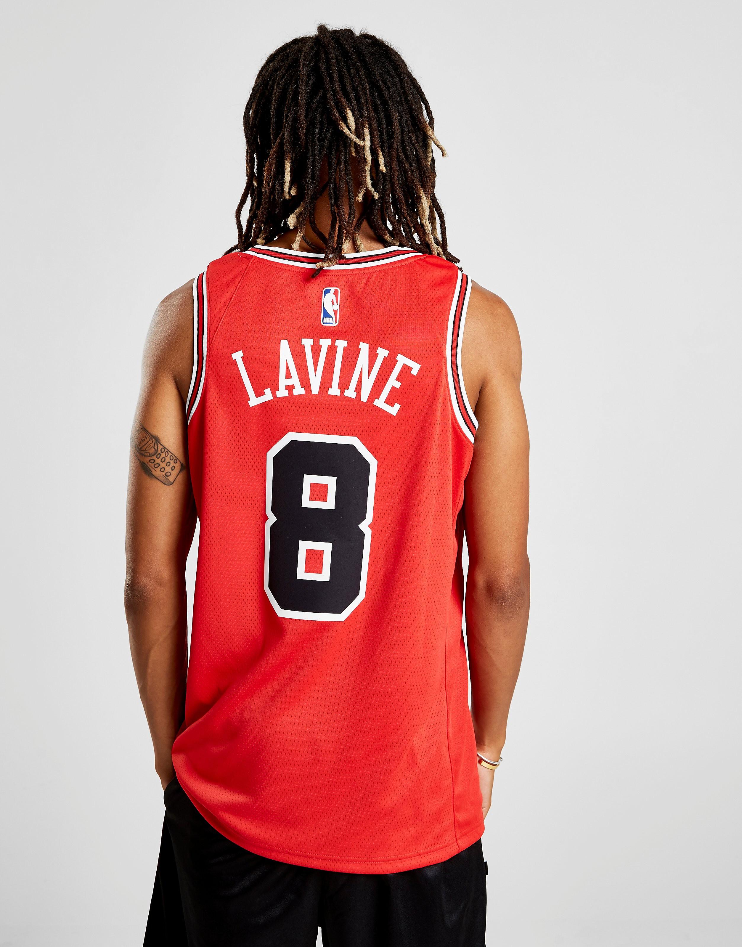 Nike NBA Chicago Bulls Swingman Lavine Jersey