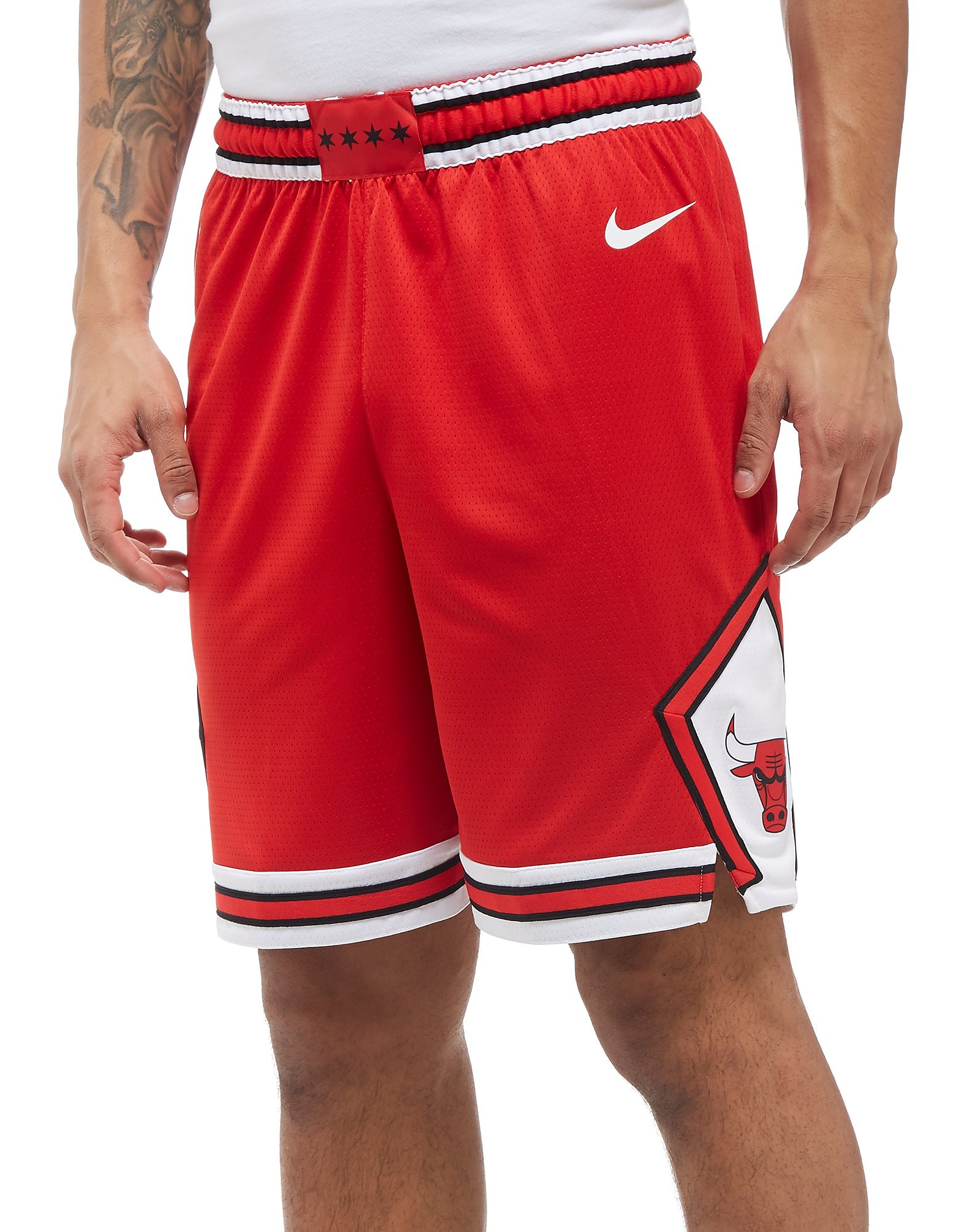 Nike NBA Chicago Bulls Swingman Shorts