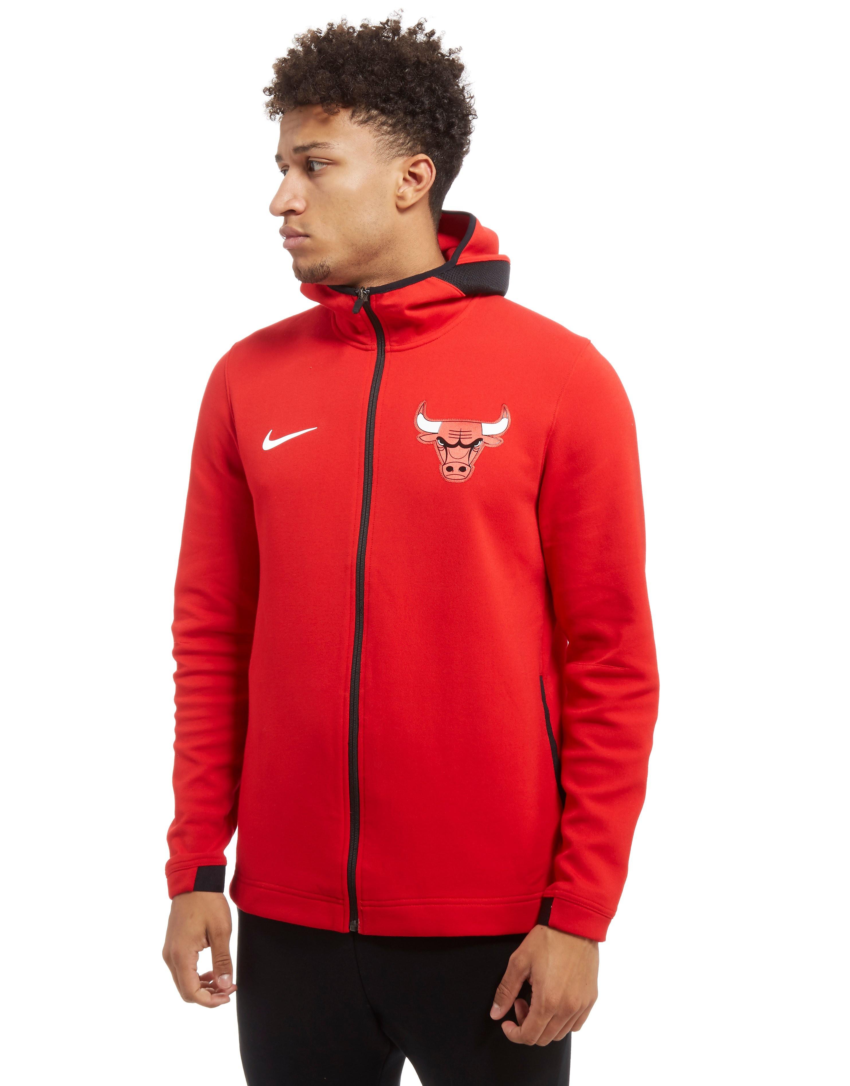 Nike NBA Chicago Bulls Therma Flex Hoodie