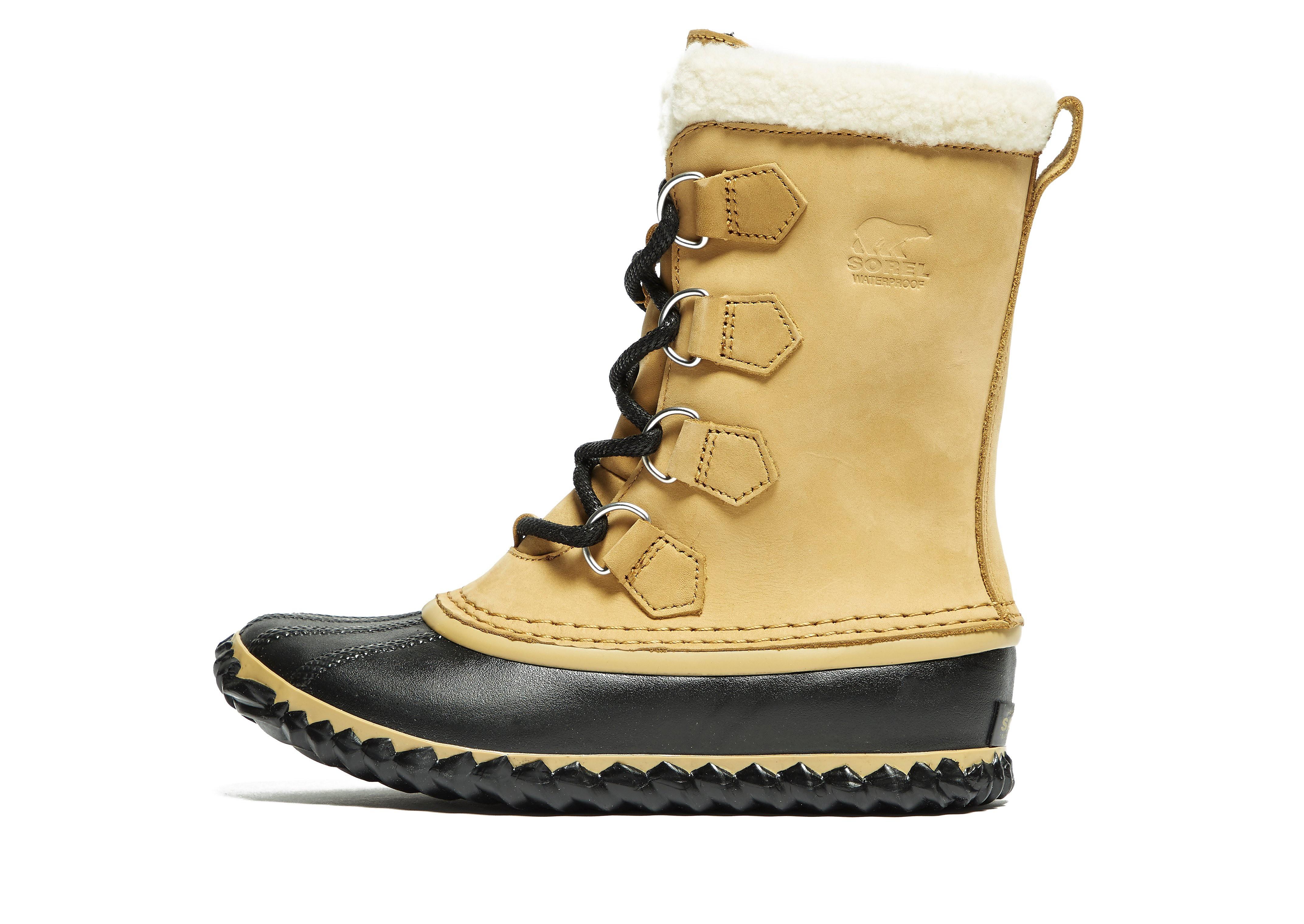 Sorel Caribou Slim Winter Snow Boot Women's