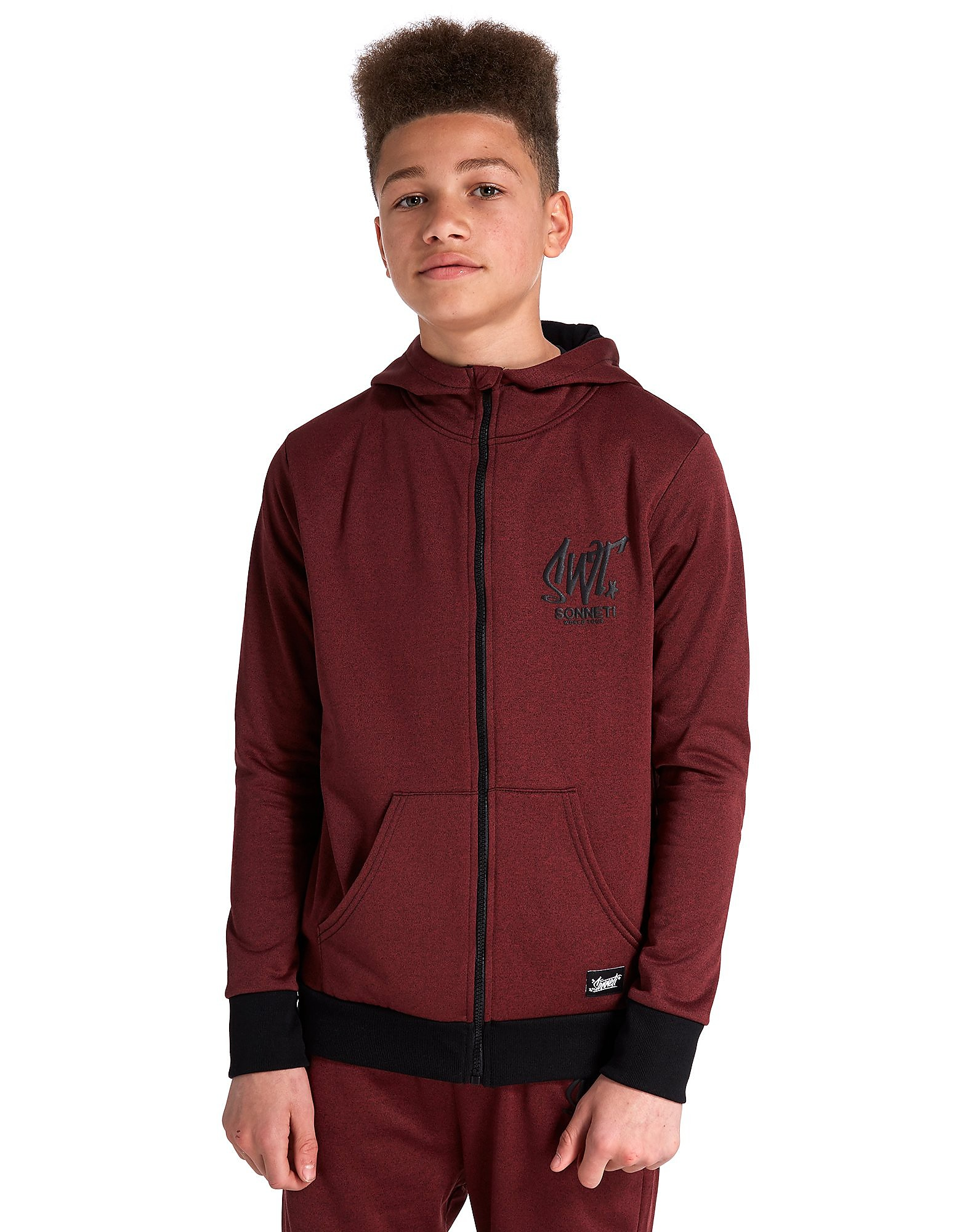 Sonneti Compounder Full Zip Hoody Junior