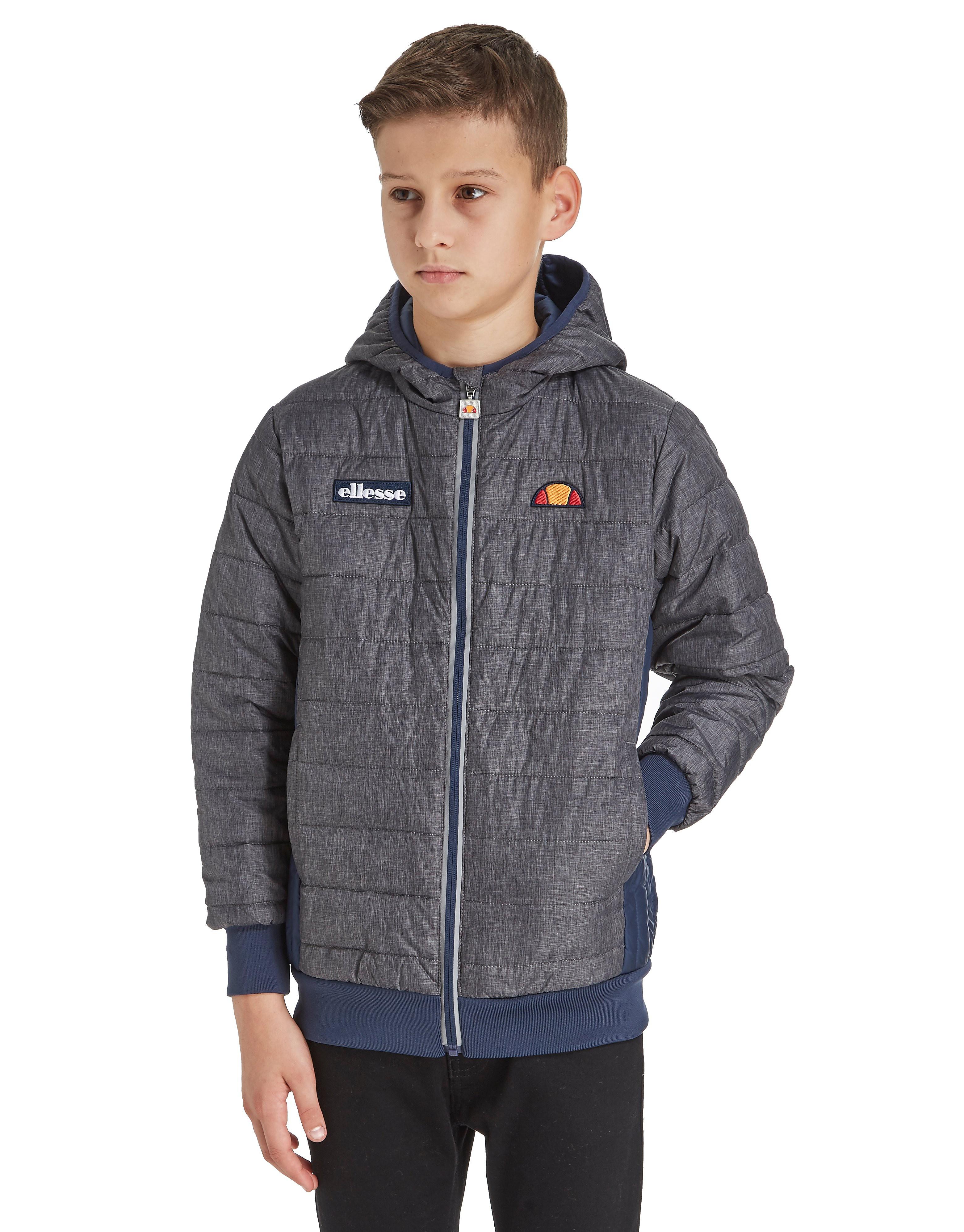 Ellesse Mustri Quilted Jacket Junior