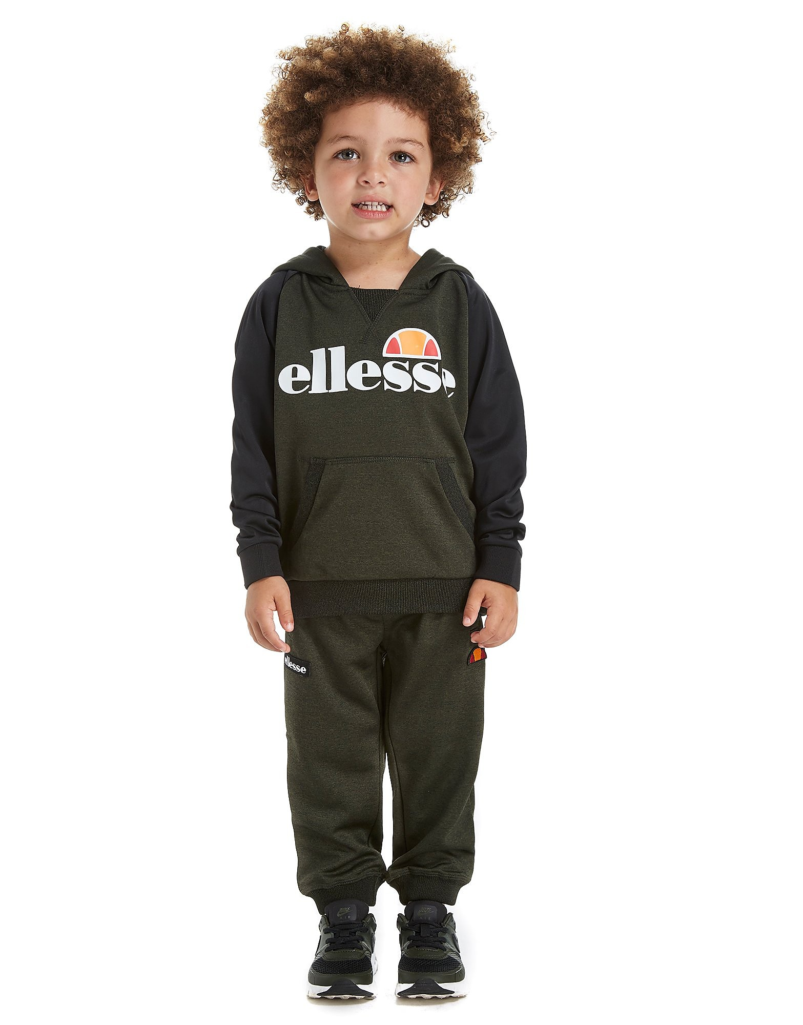 Ellesse Bervo Hoody Suit Children