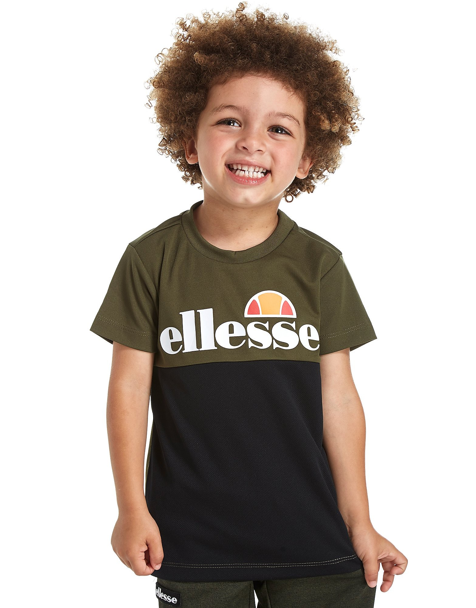 Ellesse Ricto Poly T-Shirt Children's