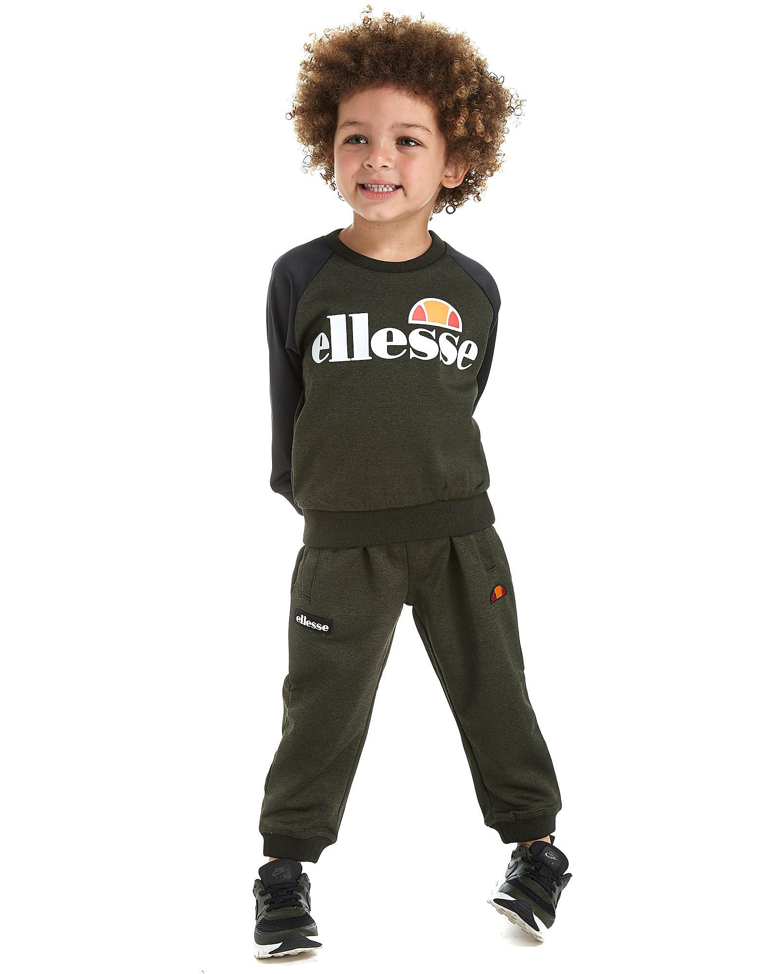 Ellesse Bervo Crew Suit Infants