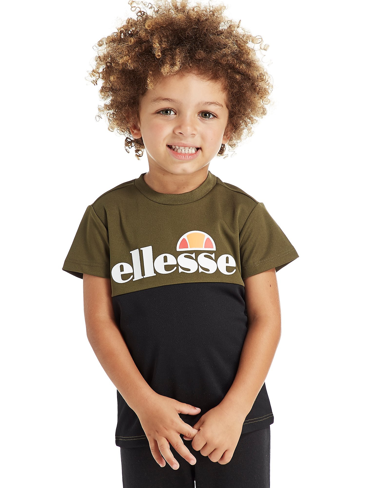 Ellesse Ricto Poly T-Shirt Infant
