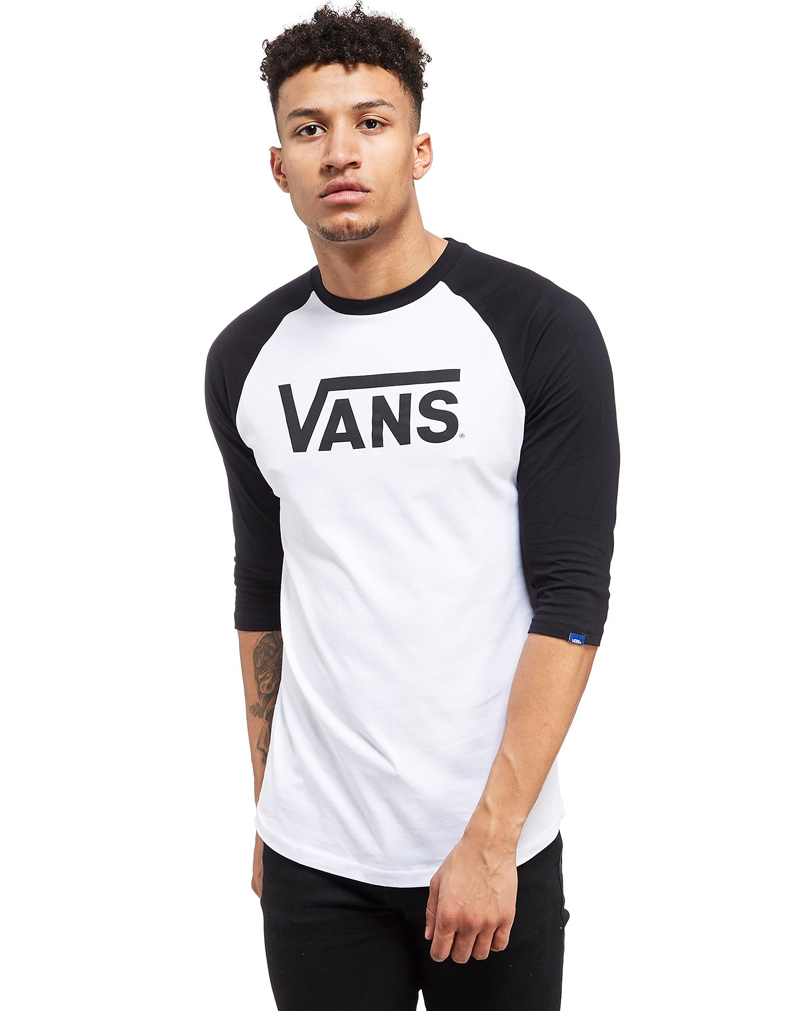 Vans Classic 3/4 Raglan T-Shirt