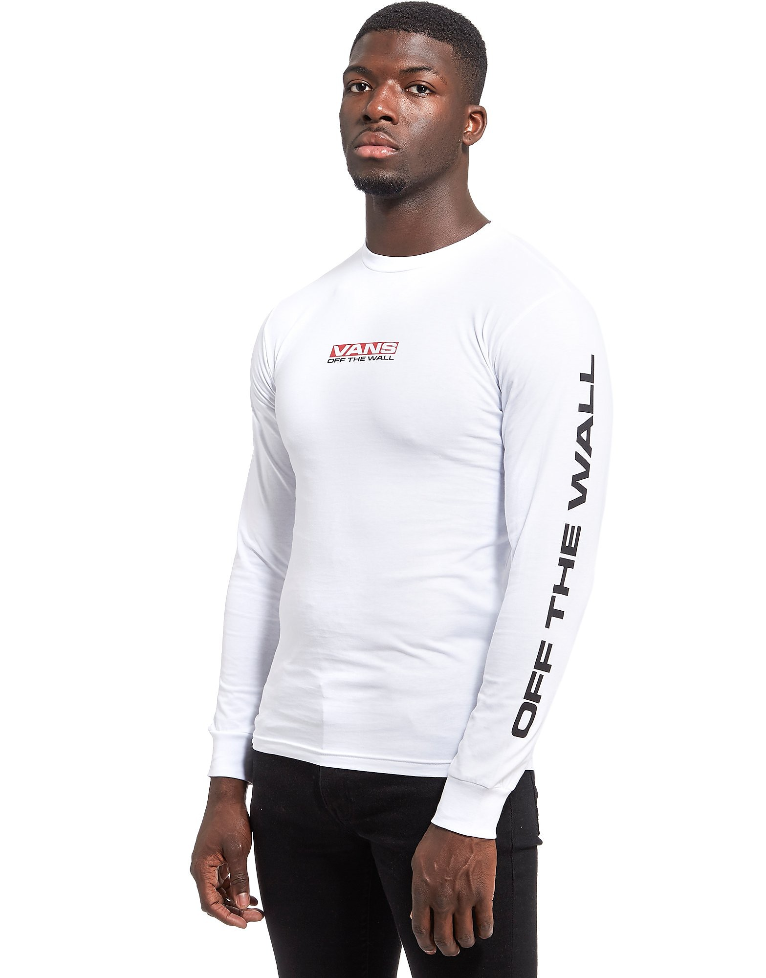 Vans Retro Box langärmeliges T-Shirt
