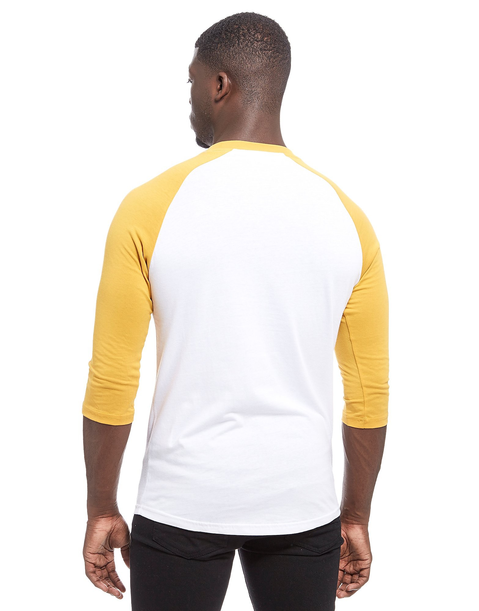 Vans Off The Wall Raglan Sleeve T-Shirt