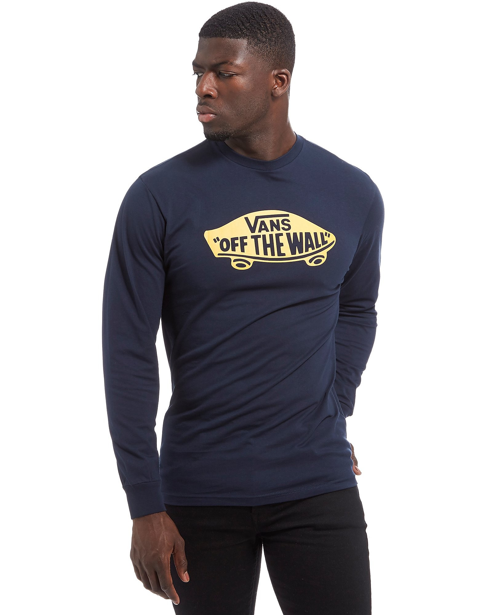 Vans Off The Wall Long Sleeve T-Shirt