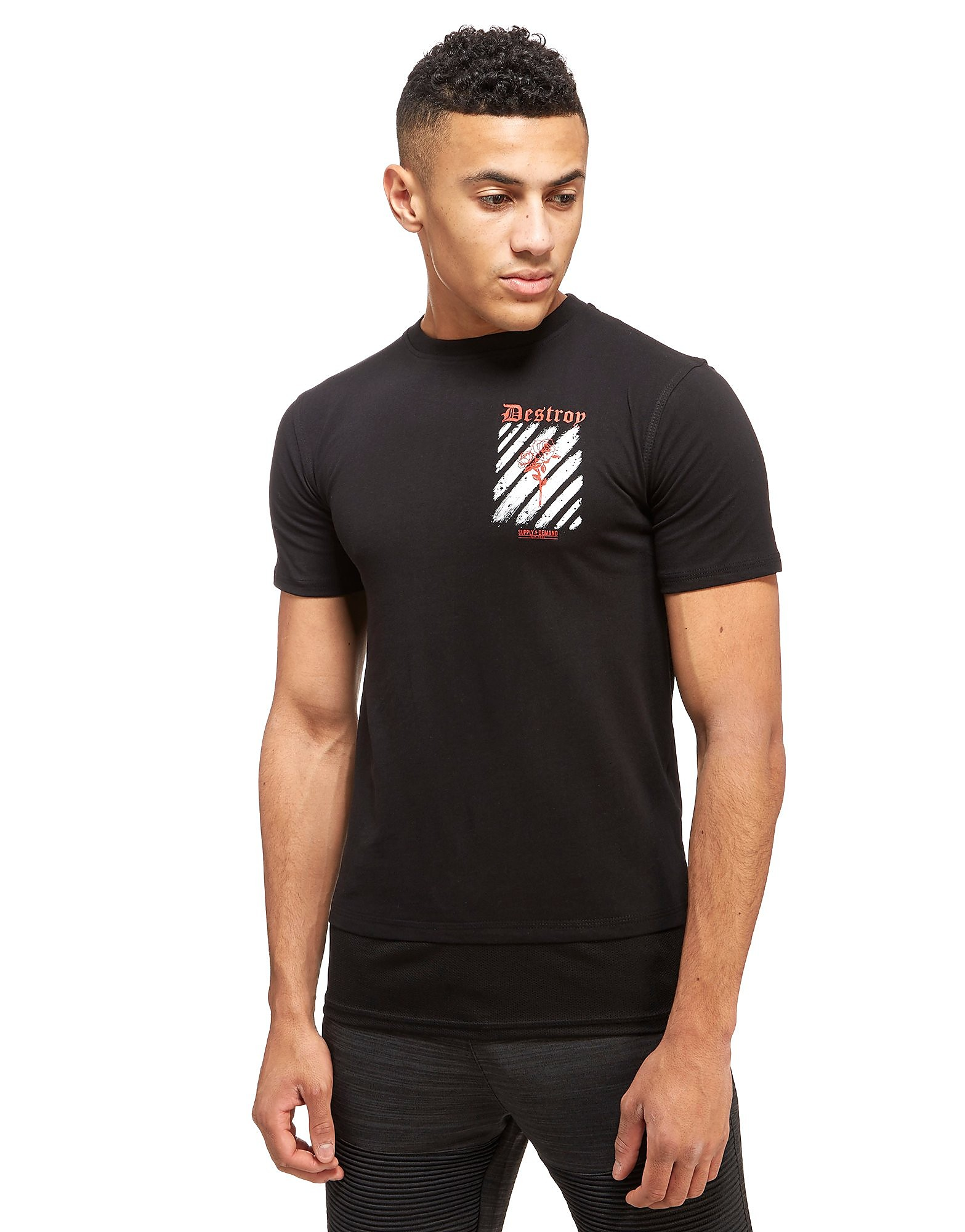 Supply & Demand Stag T-Shirt