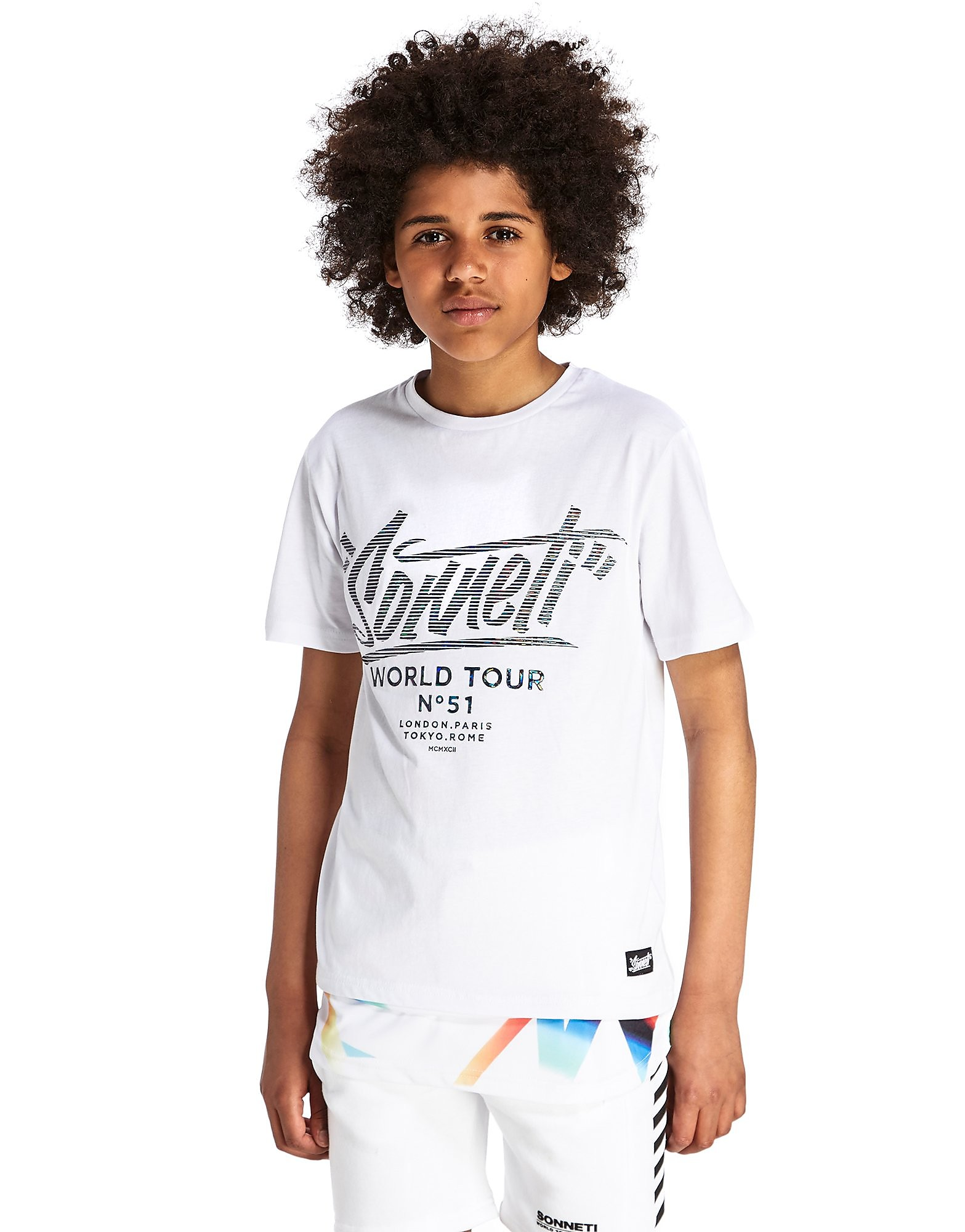 Sonneti Monster T-Shirt Junior