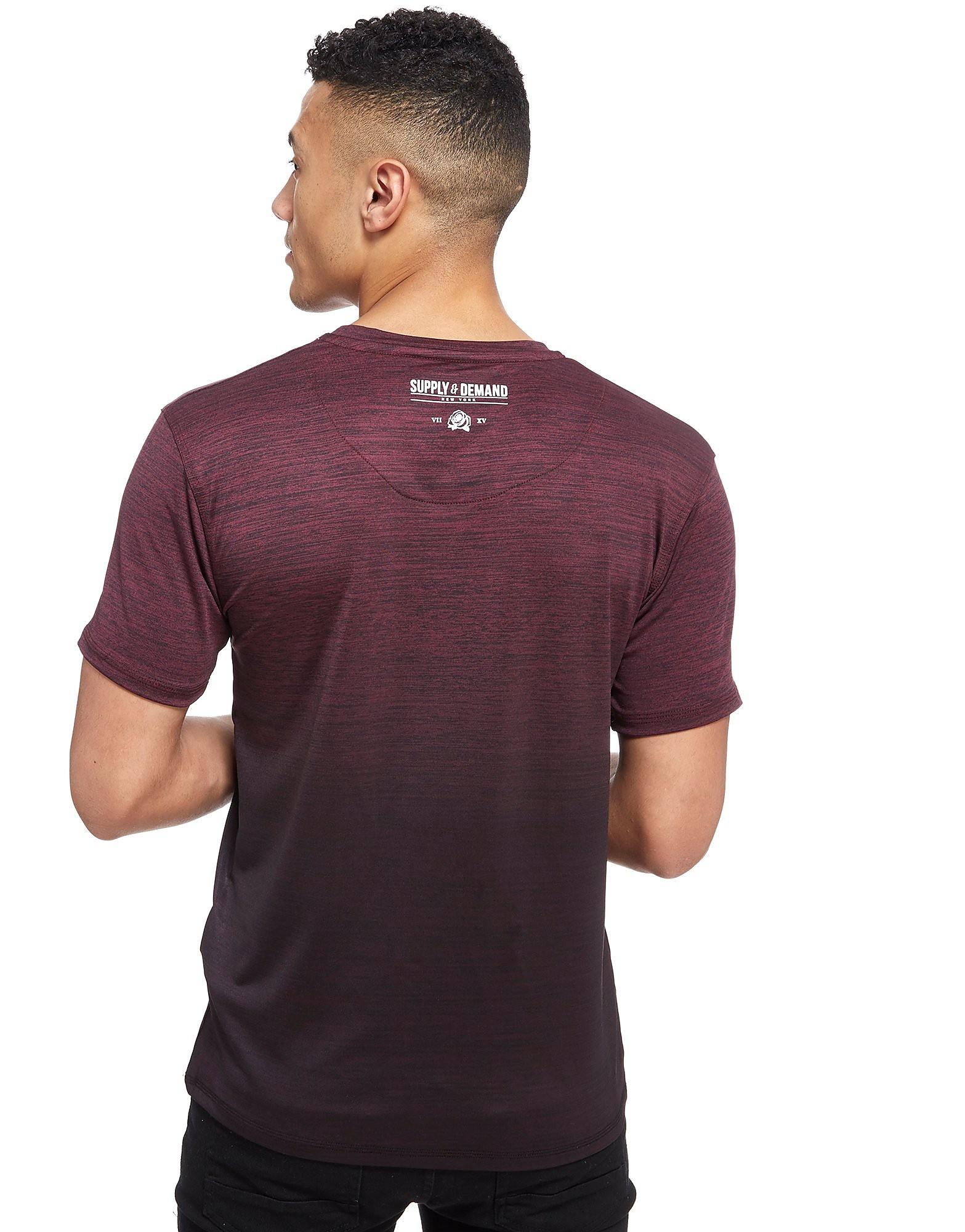 Supply & Demand camiseta Hendrick Fade