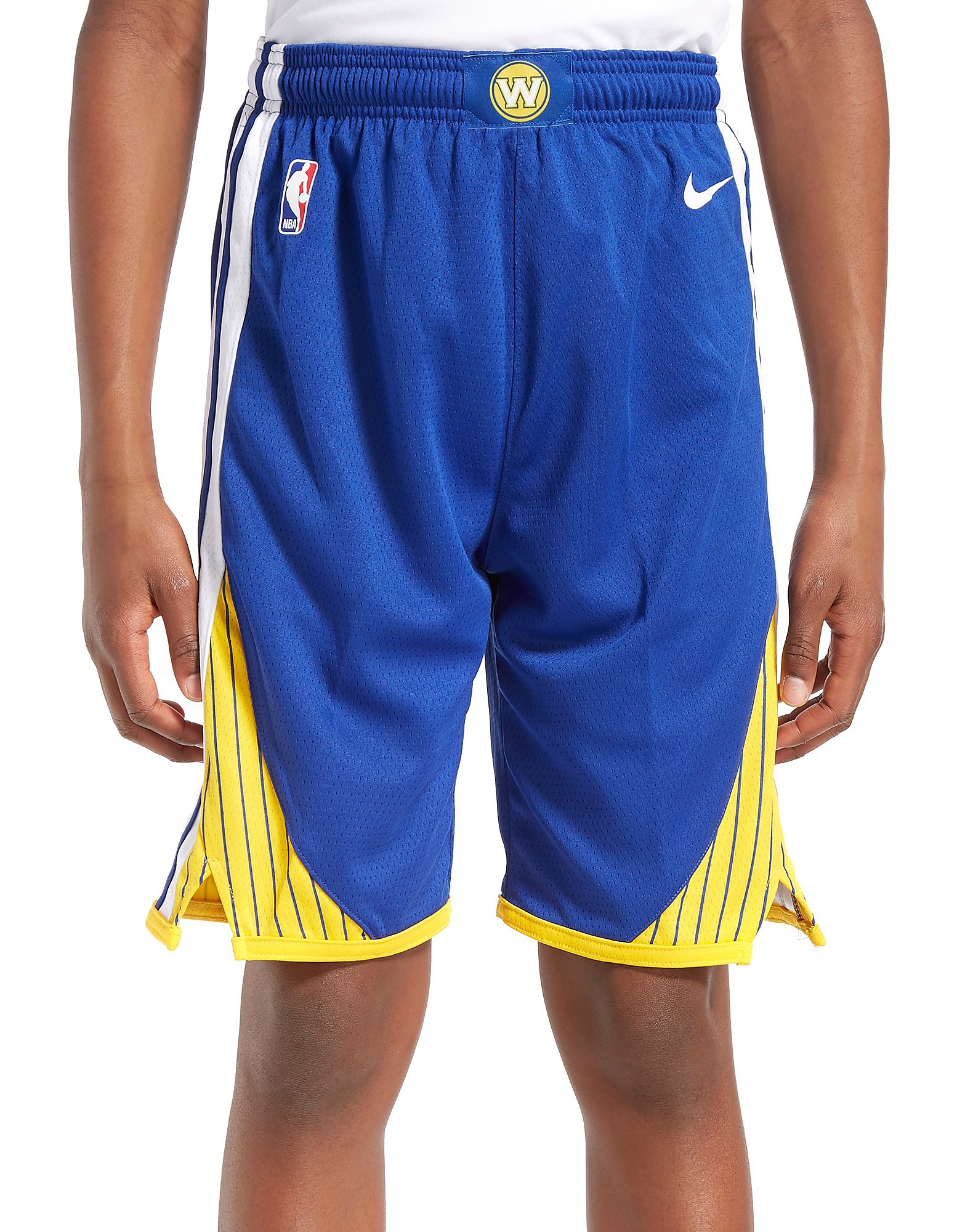 Nike pantalón corto Golden State Warriors Swingman júnior