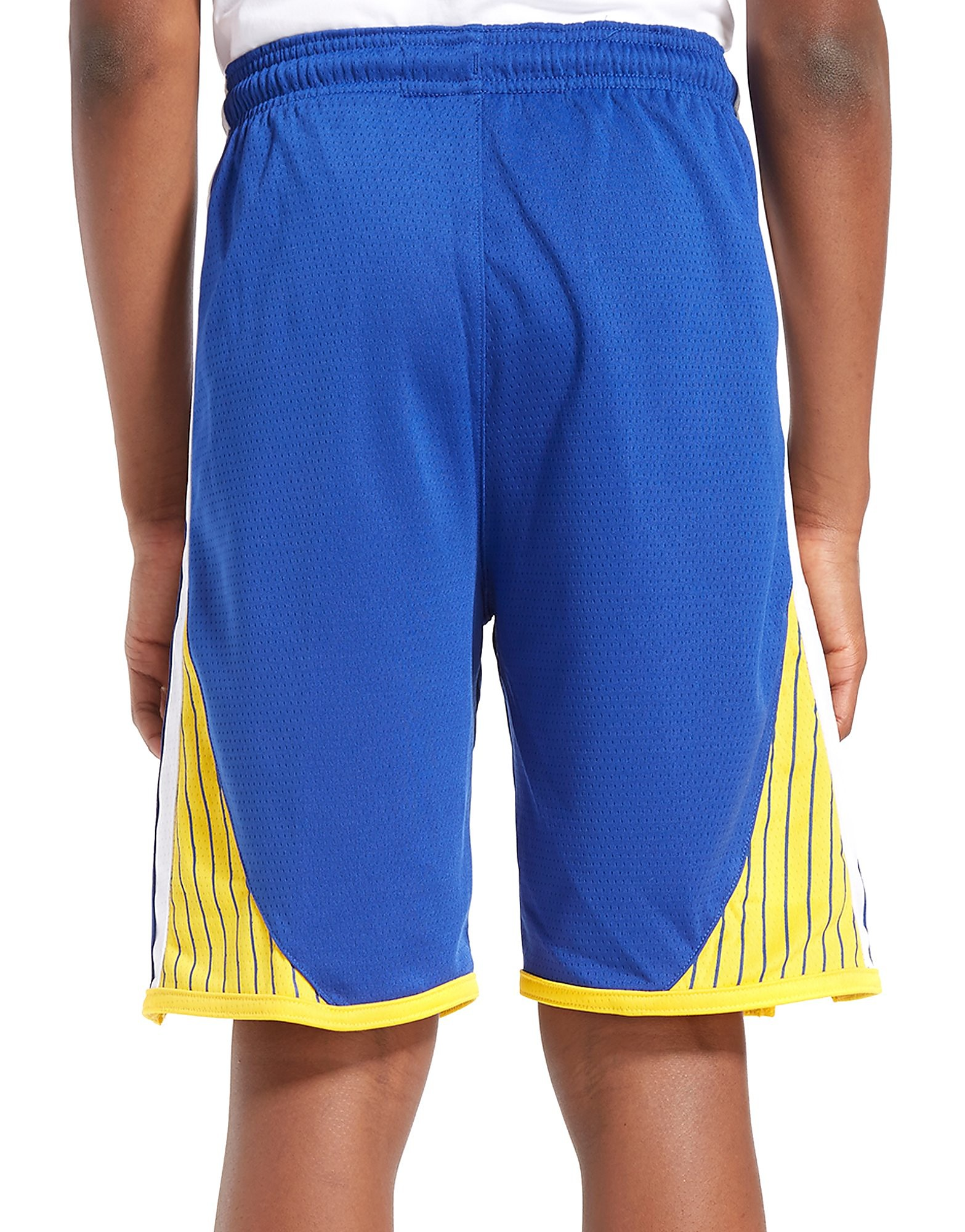 Nike Golden State Warriors Swingman Shorts Junior