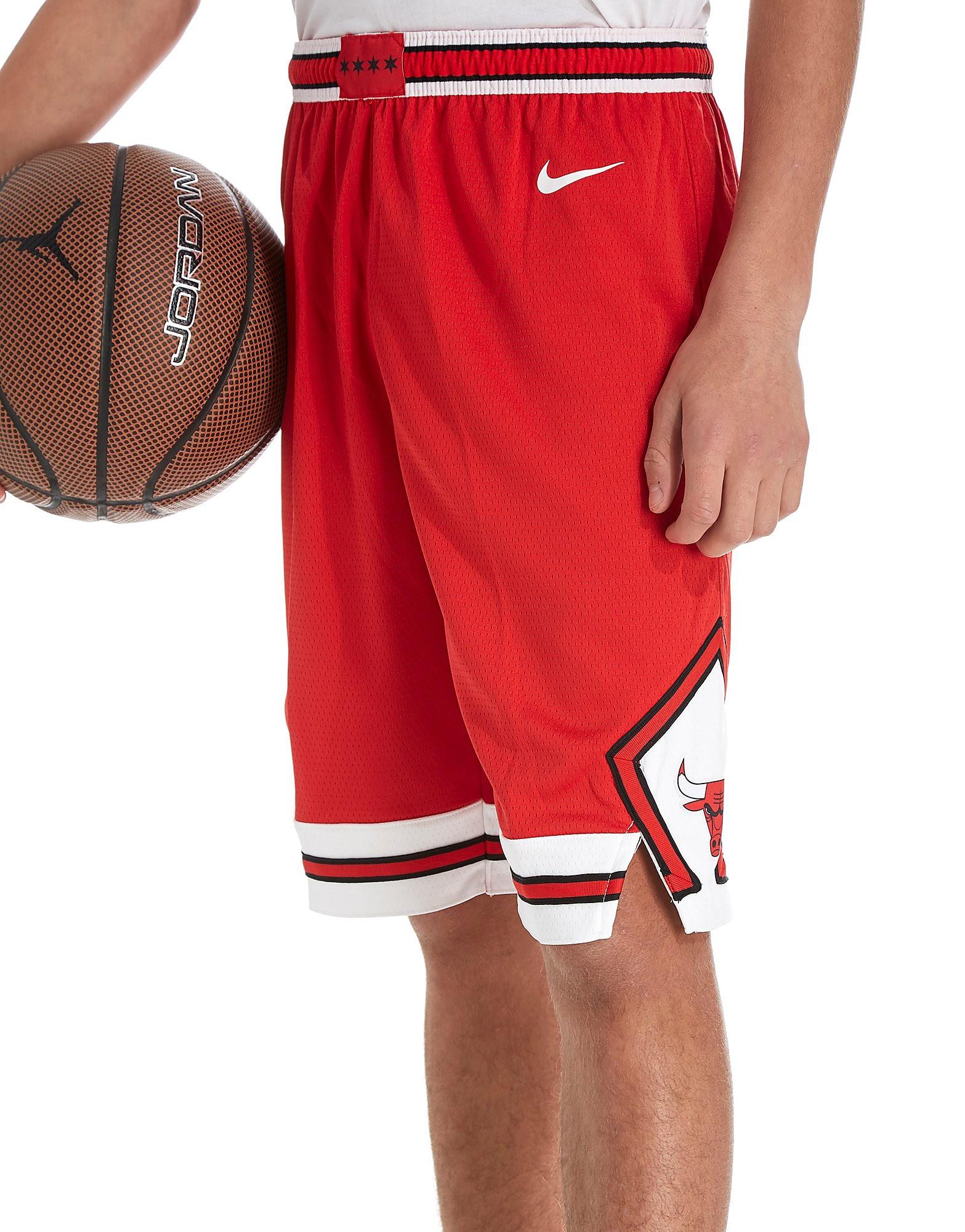 Nike Chicago Bulls Swingman Shorts Junior - Red, Red
