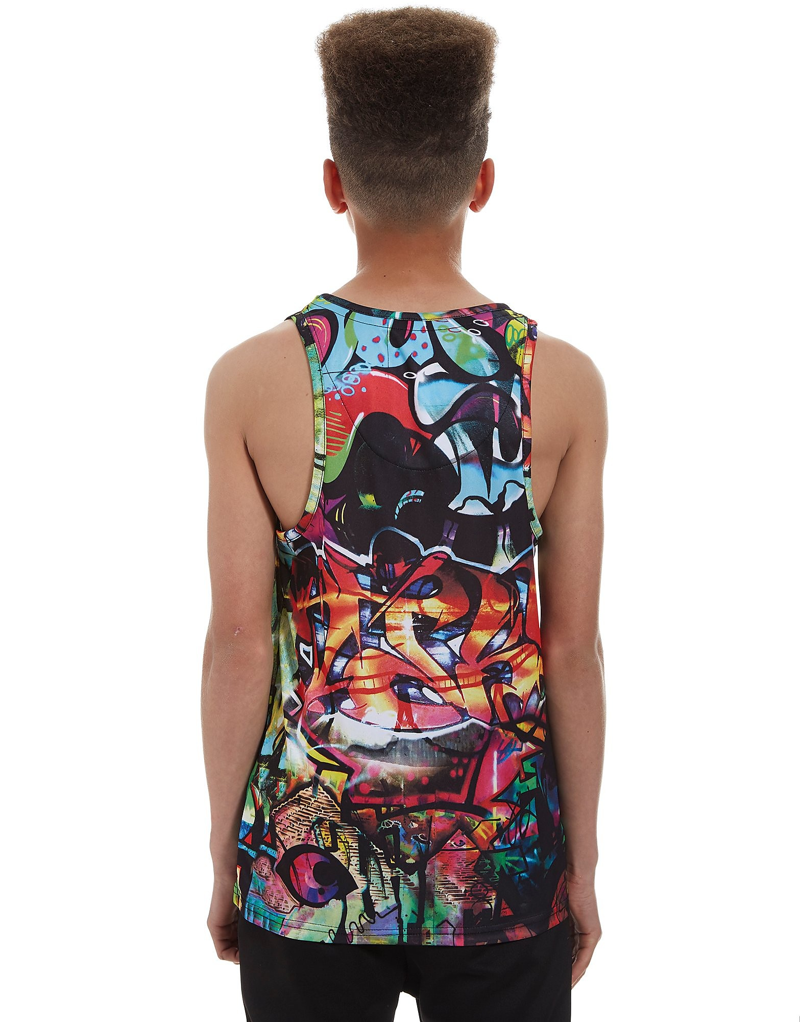 Sonneti Graffiti Vest Junior