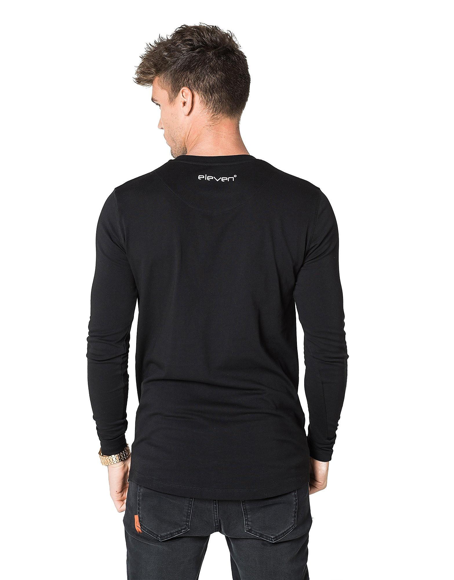 11 Degrees Core Small Logo Longsleeve T-Shirt