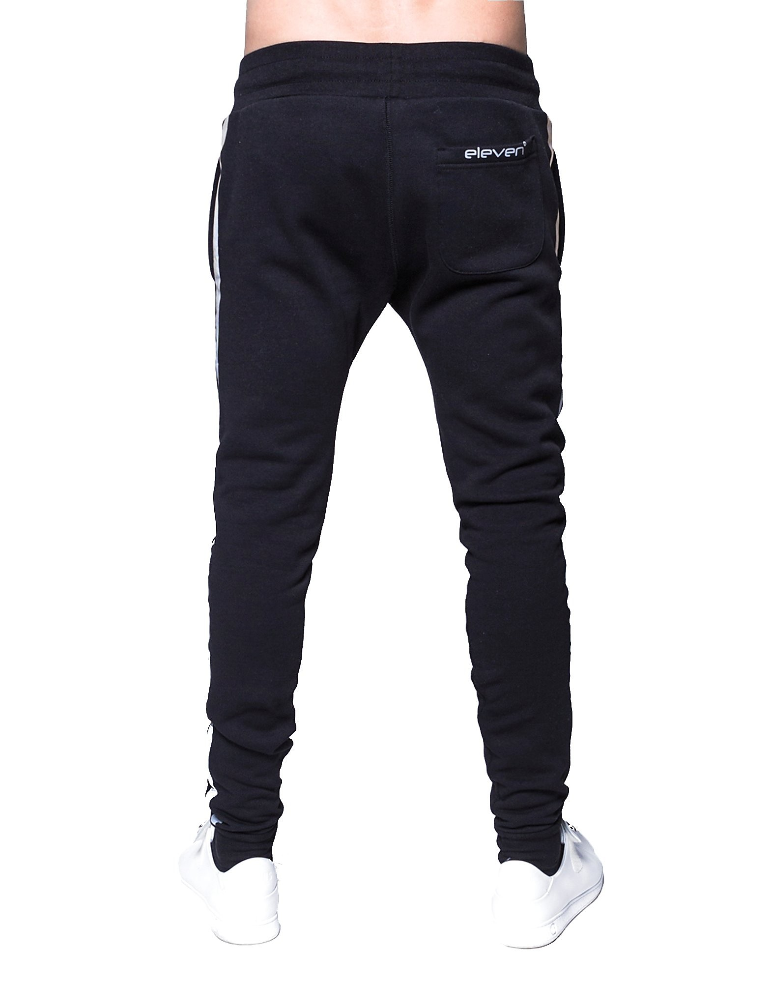 11 Degrees Reflective Side Tape Skinny Joggers