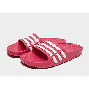 the latest 8f05f b9a2a adidas Duramo Slides Junior adidas Duramo Slides Junior