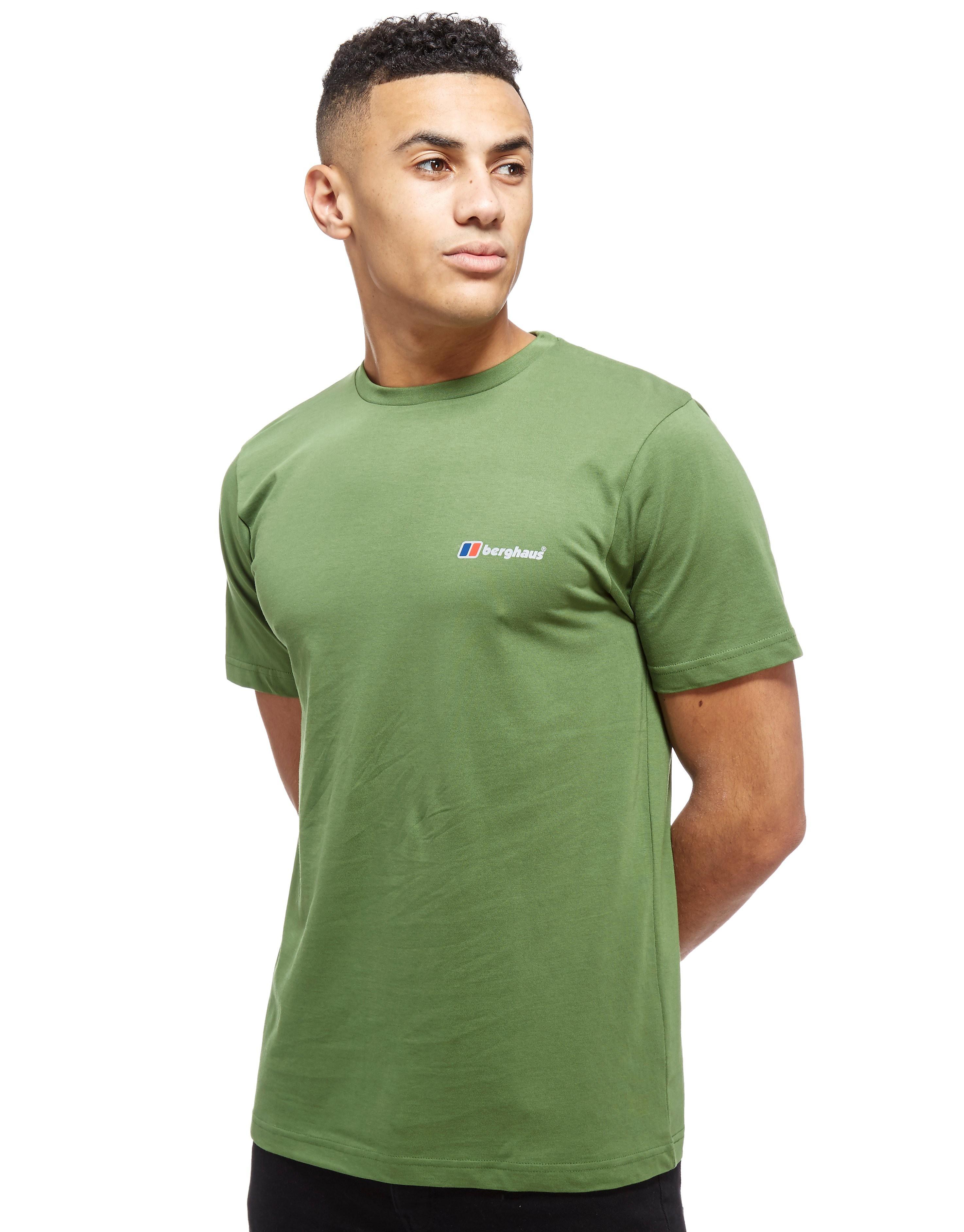 Berghaus Block Logo T-Shirt