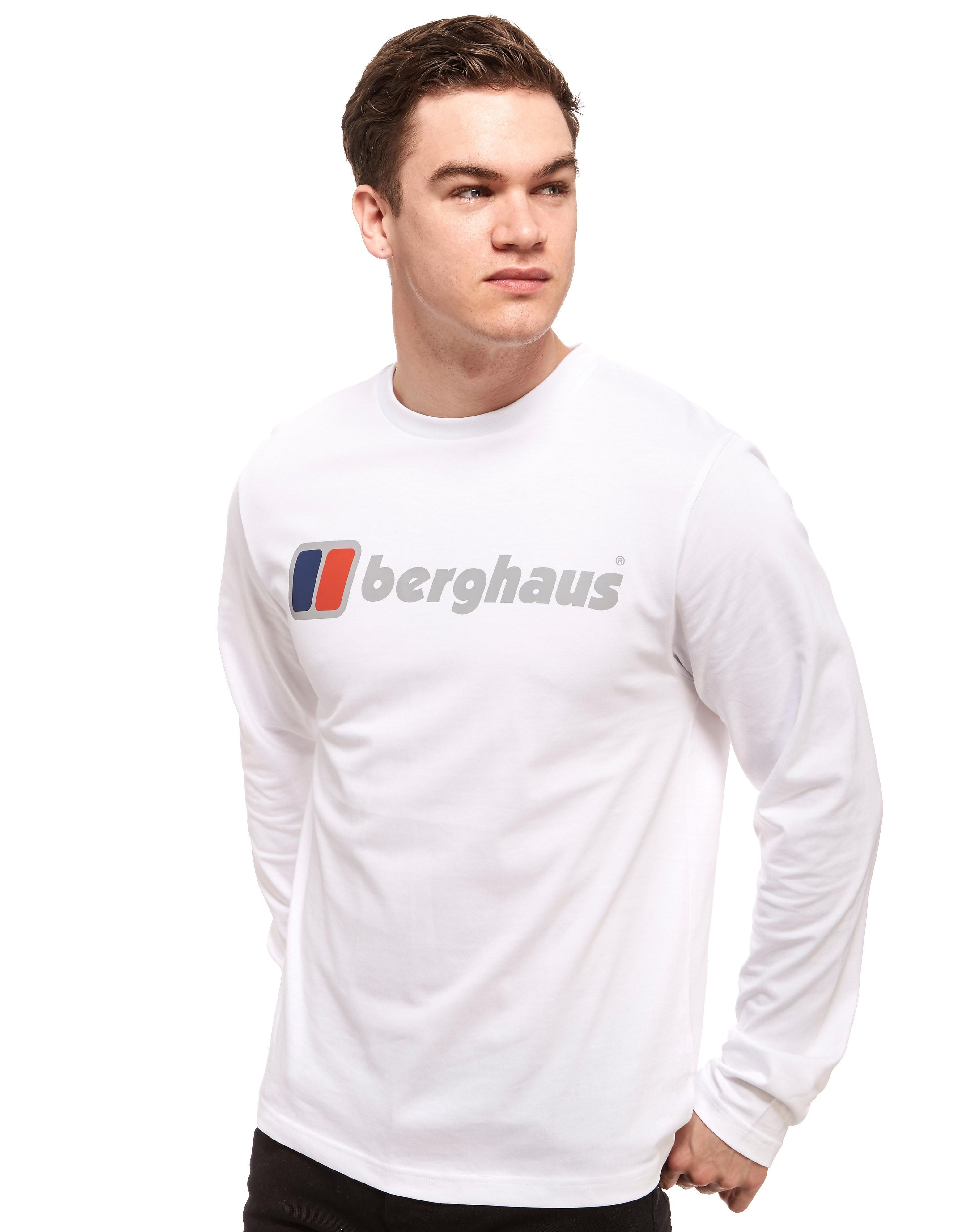 Berghaus Chest Logo Long Sleeve T-Shirt
