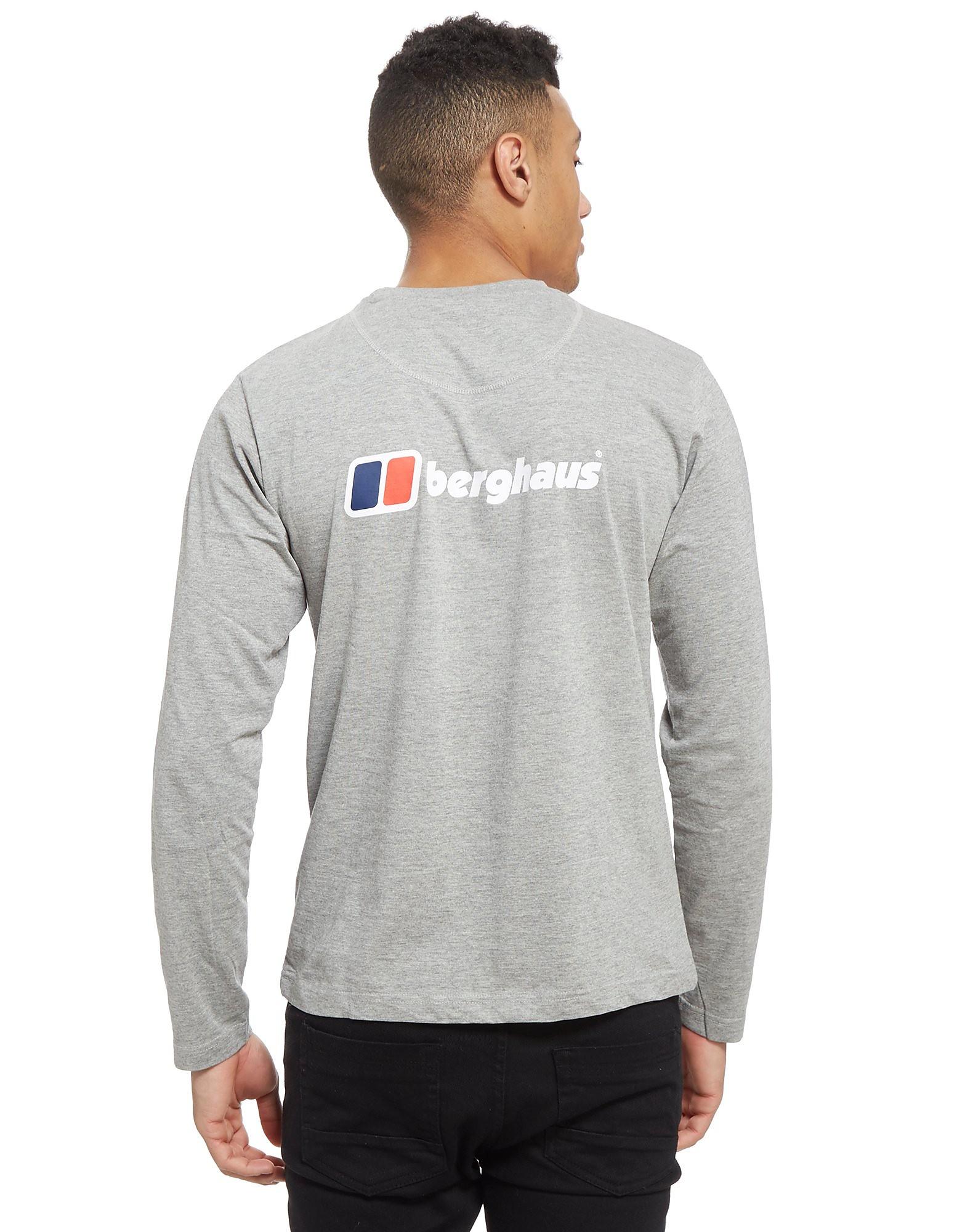 Berghaus Back Logo Long Sleeve T-Shirt