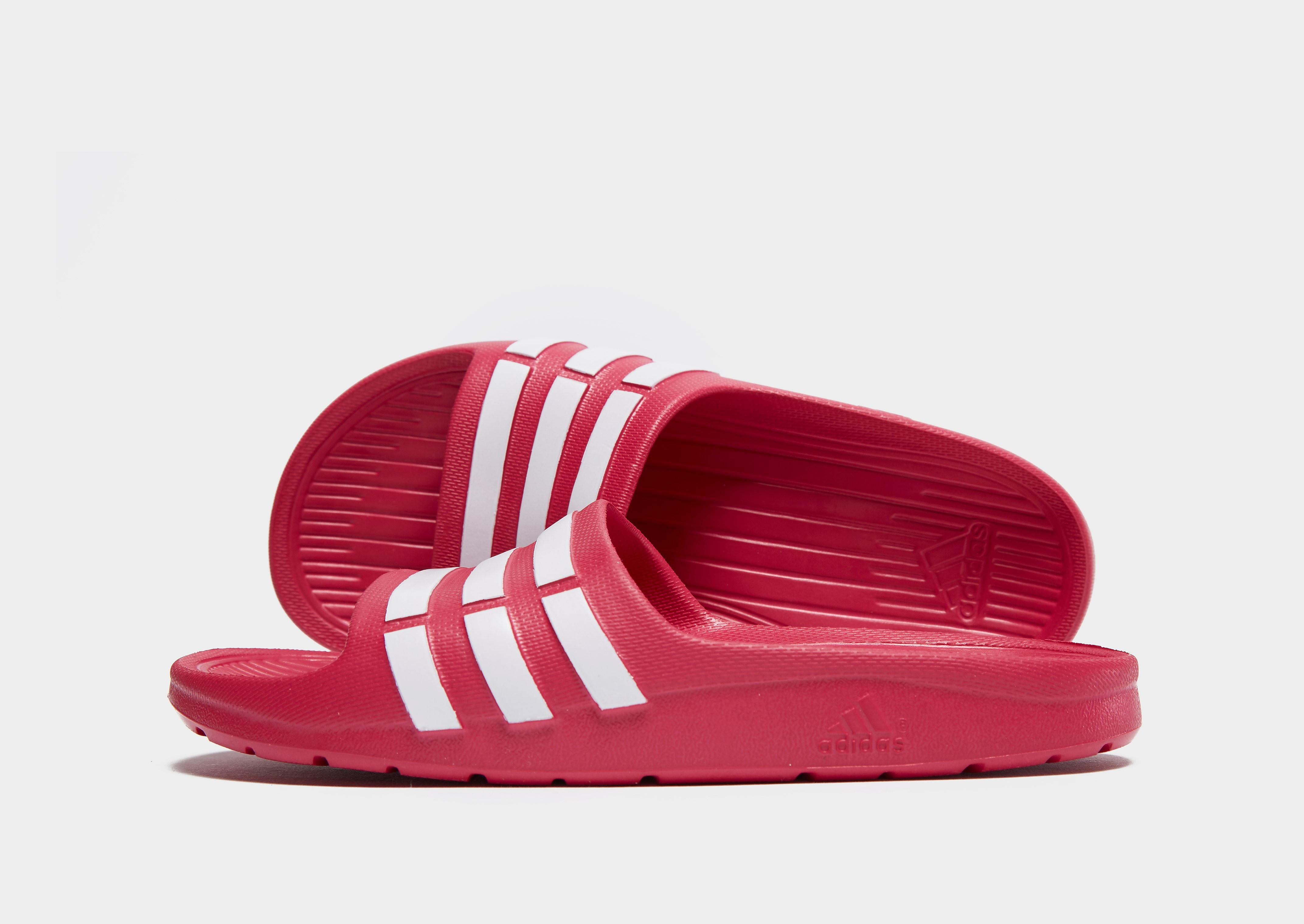 Image de adidas Duramo Slide Enfant - Pink/White, Pink/White