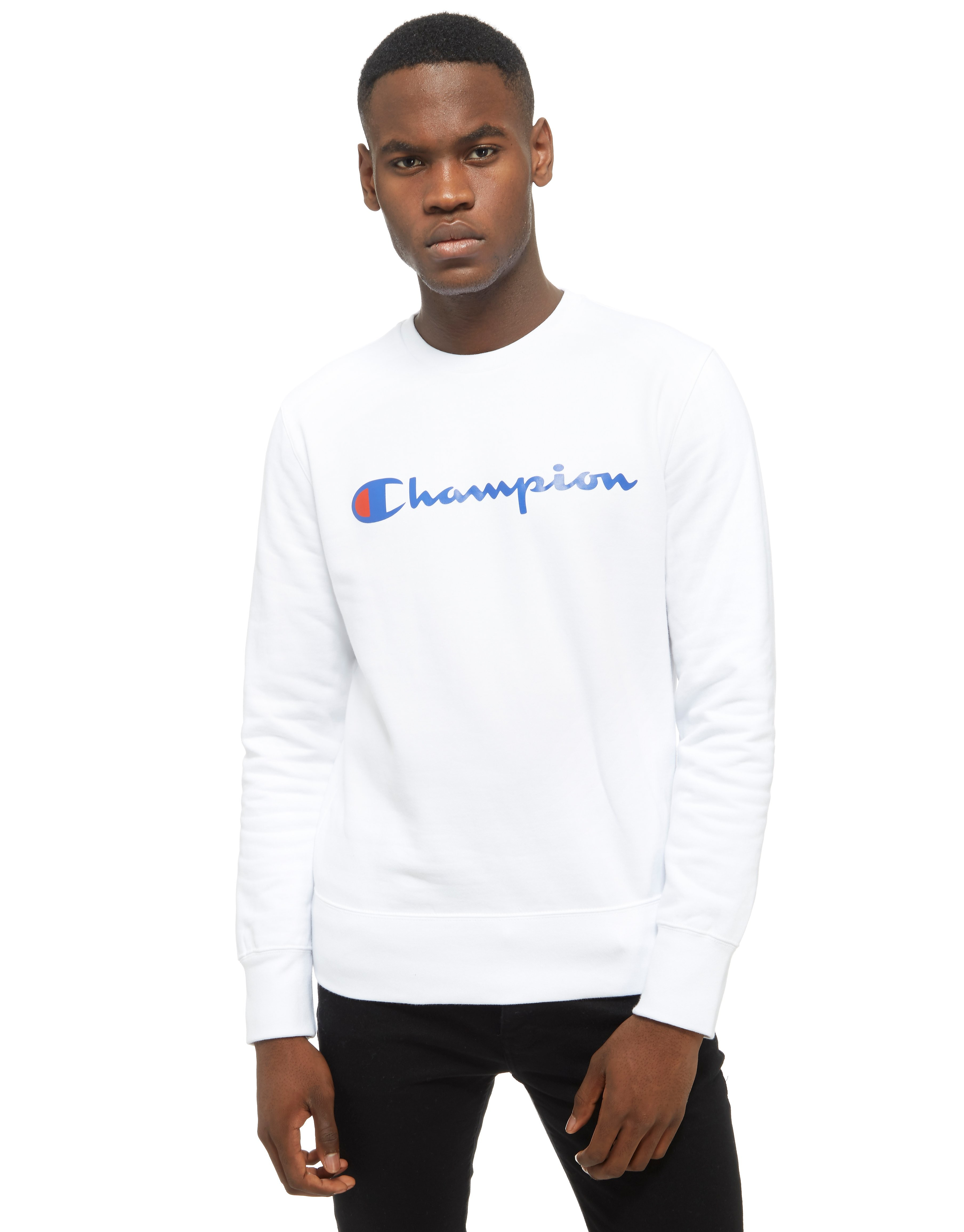 Champion Core Script Sweatshirt