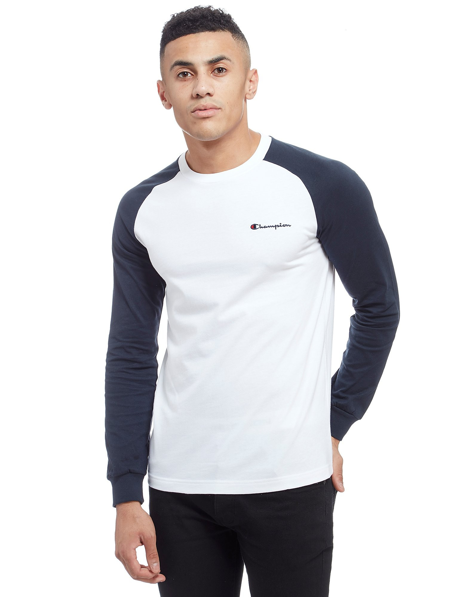 Champion Long Sleeve Raglan T-Shirt