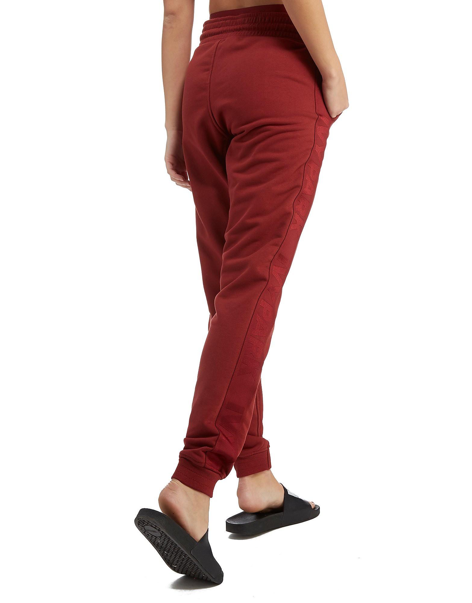 IVY PARK Tape Waist Fleece Pants