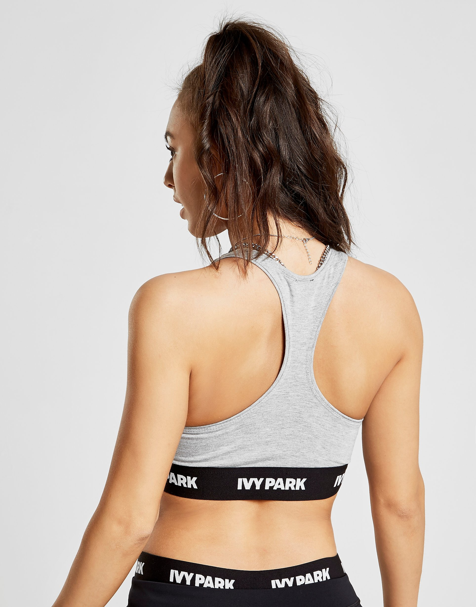 IVY PARK Tape Logo Bra
