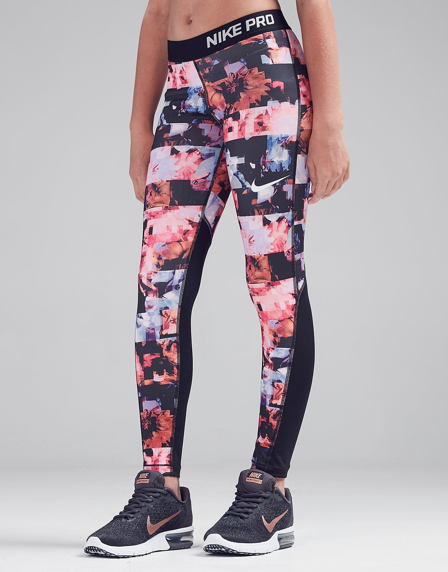 Nike Girls' Printed Tights Junior