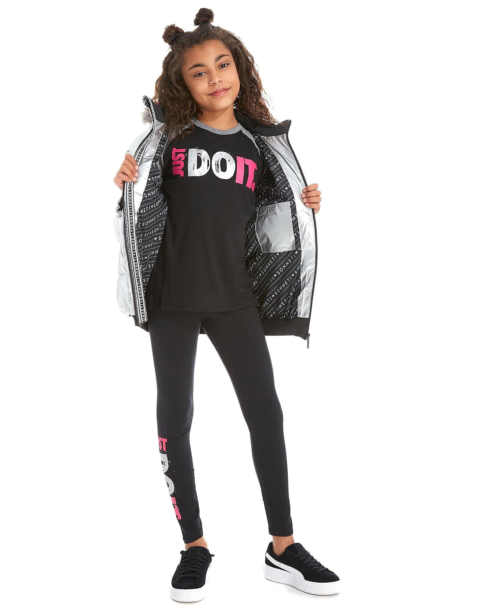 Nike Girls' Just Do It Boyfriend T-Shirt Junior