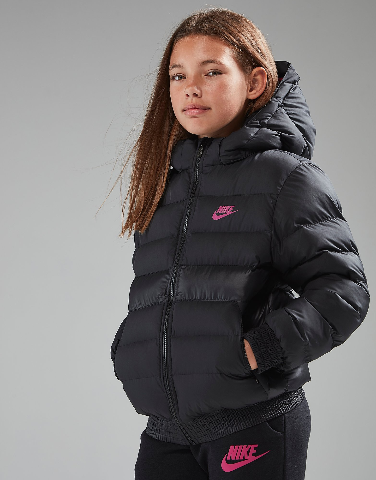 Nike Girls Stadium Jacket Junior