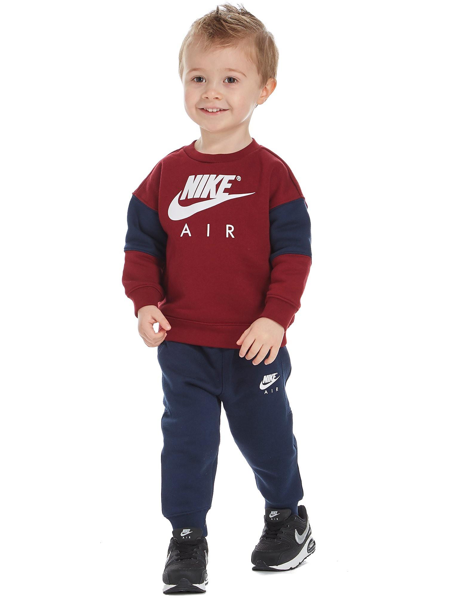 Nike Air Rundhalsausschnitt Anzug Junior